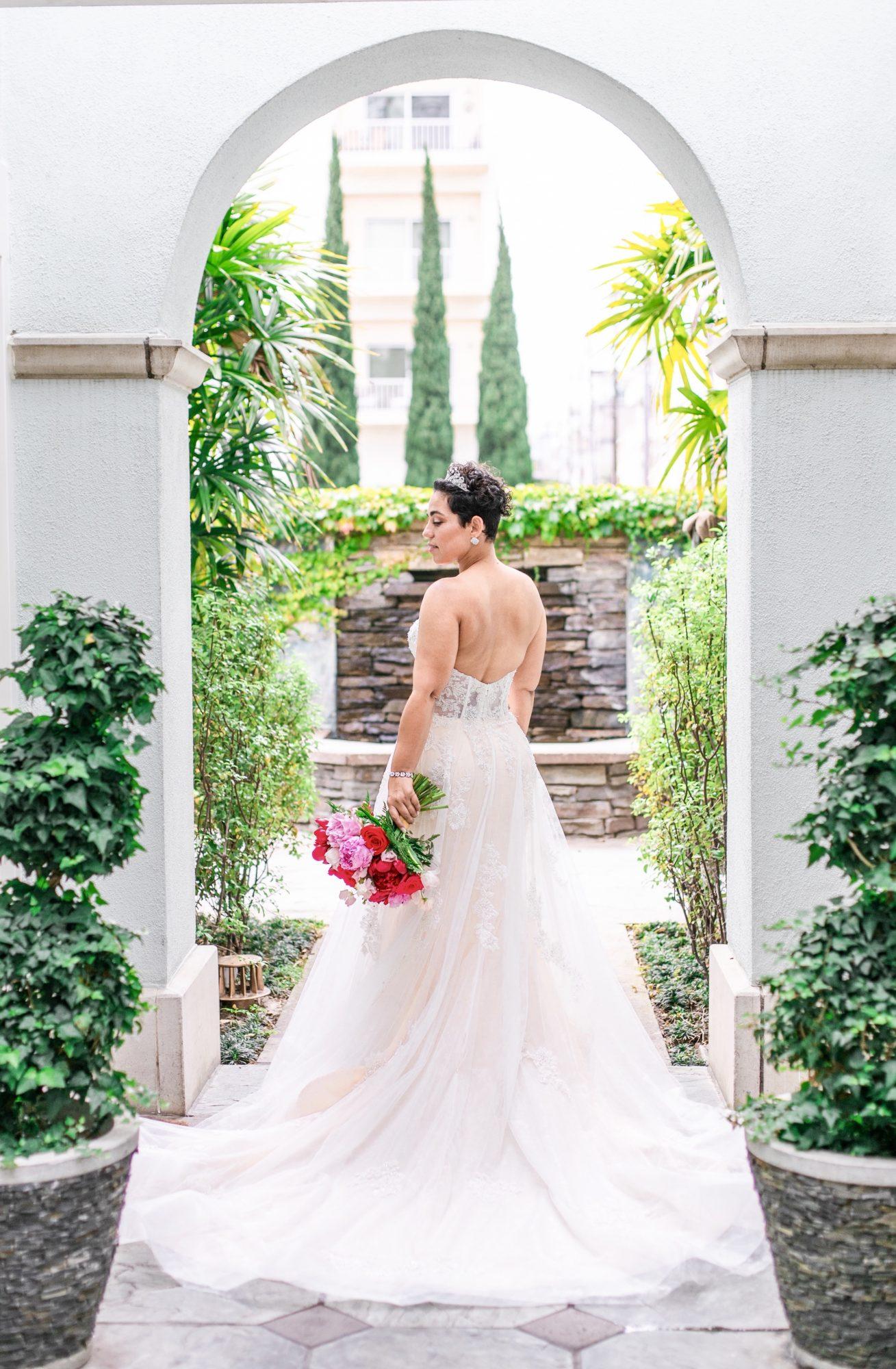Mimi G wedding