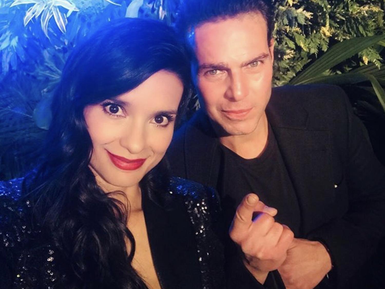 Paola Rey y Juan Alfonso Baptista 2