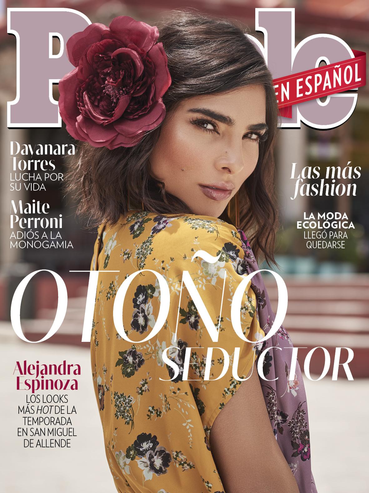 Alejandra Espinoza, edicion septiembre, moda, otono, san miguel de allende