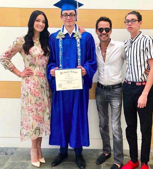 Dayanara Torres, Marc Anthony, Sus hijos
