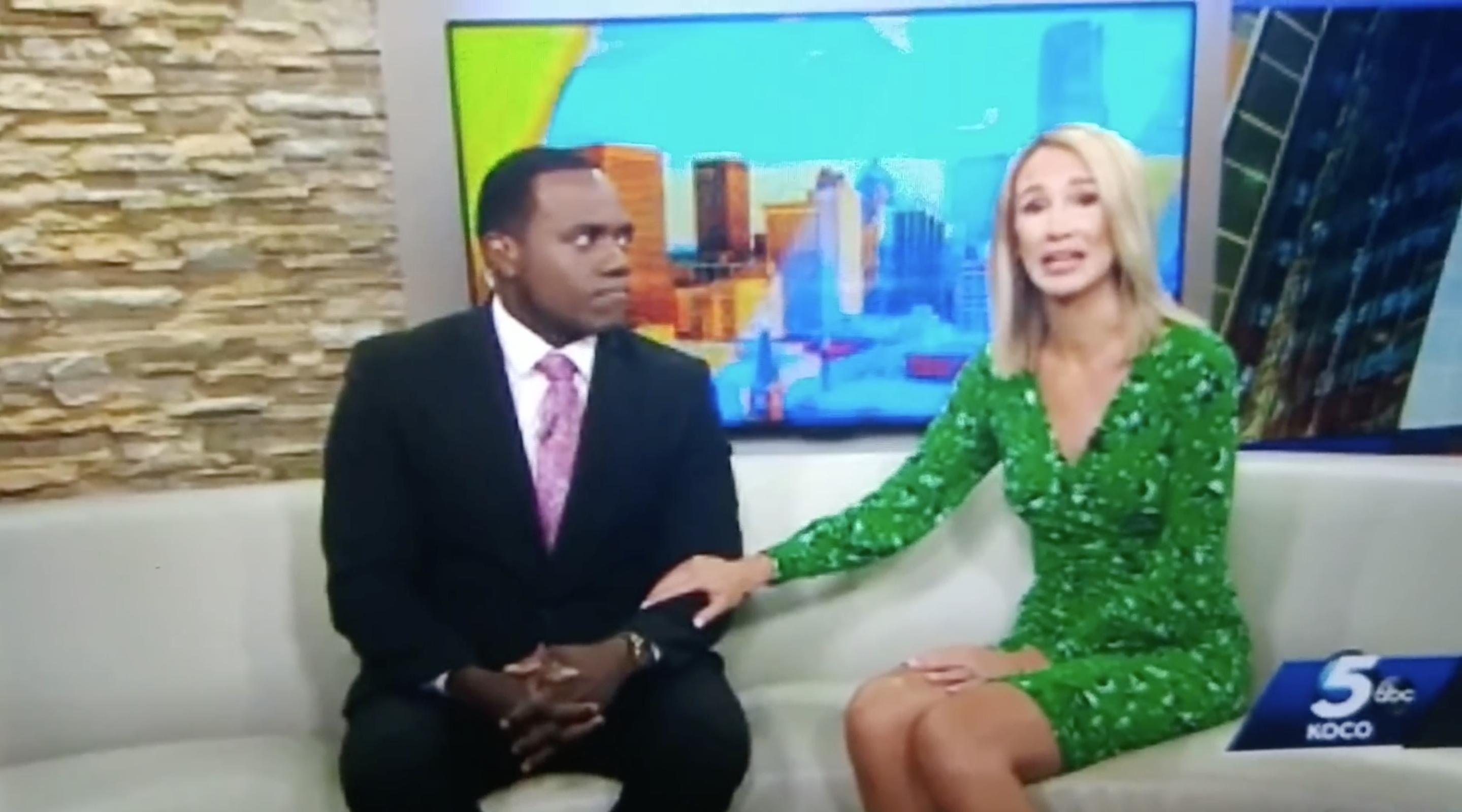 TV Host Apology
