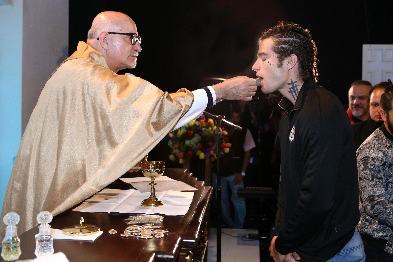 Danilo Carrera misa Vencer el silencio