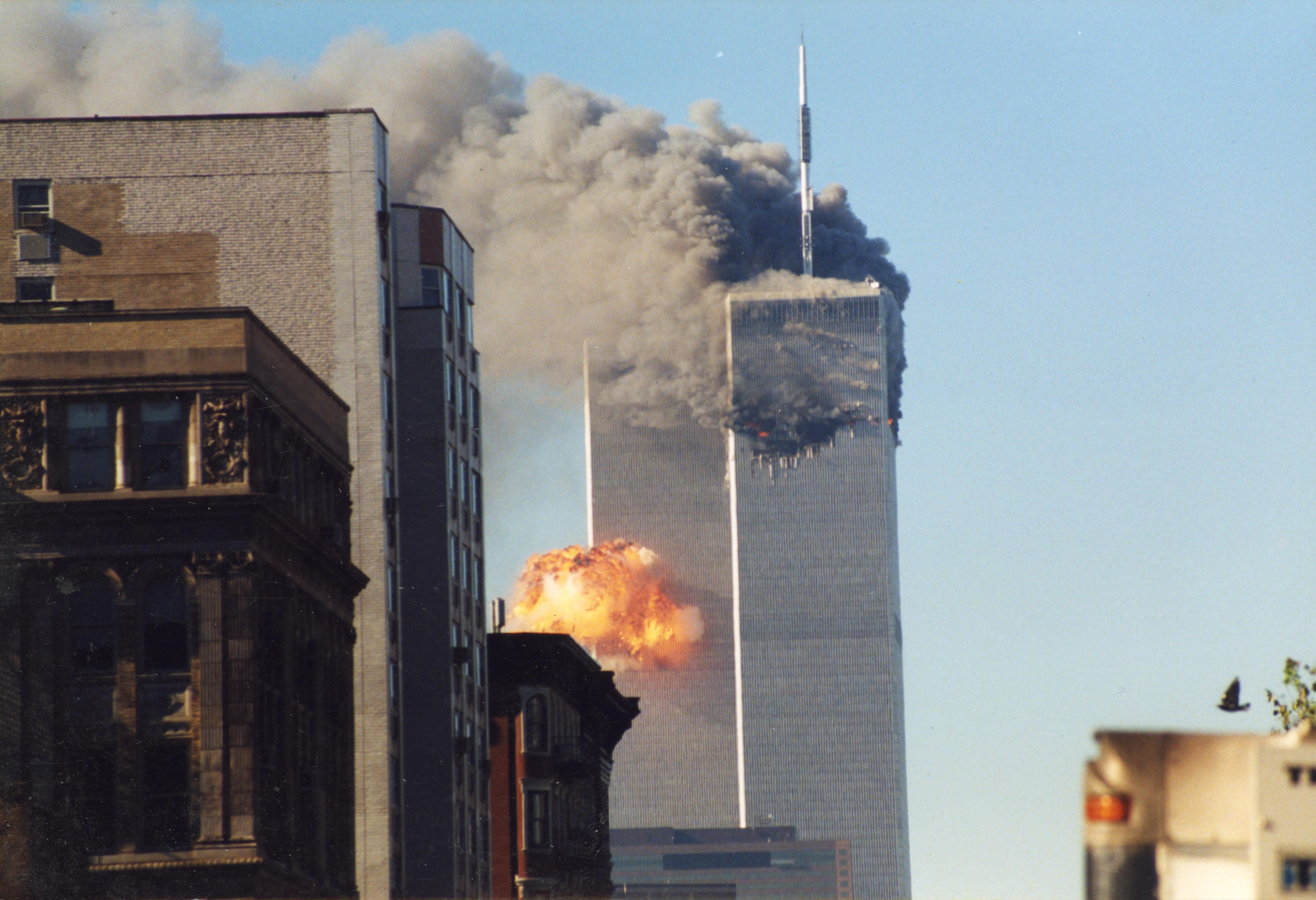 11 de septiembre, 9-11, torres gemelas