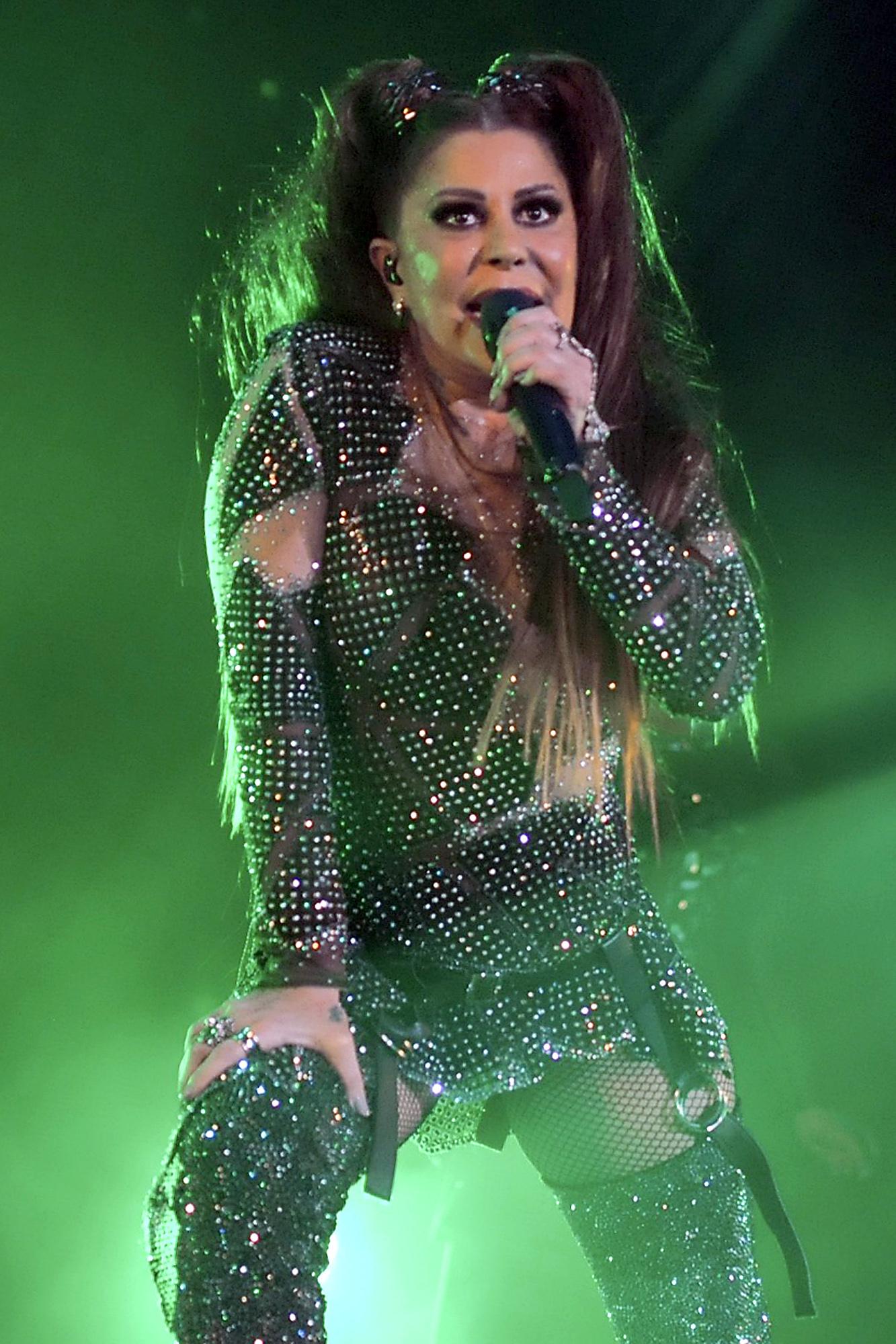 Alejandra Guzmán concierto en la Arena Ciudad de México