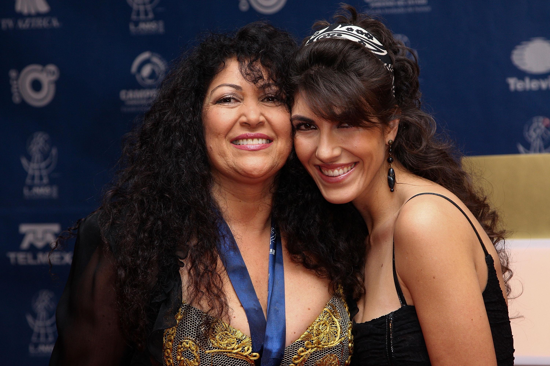 Ana Victoria y Amanda Miguel