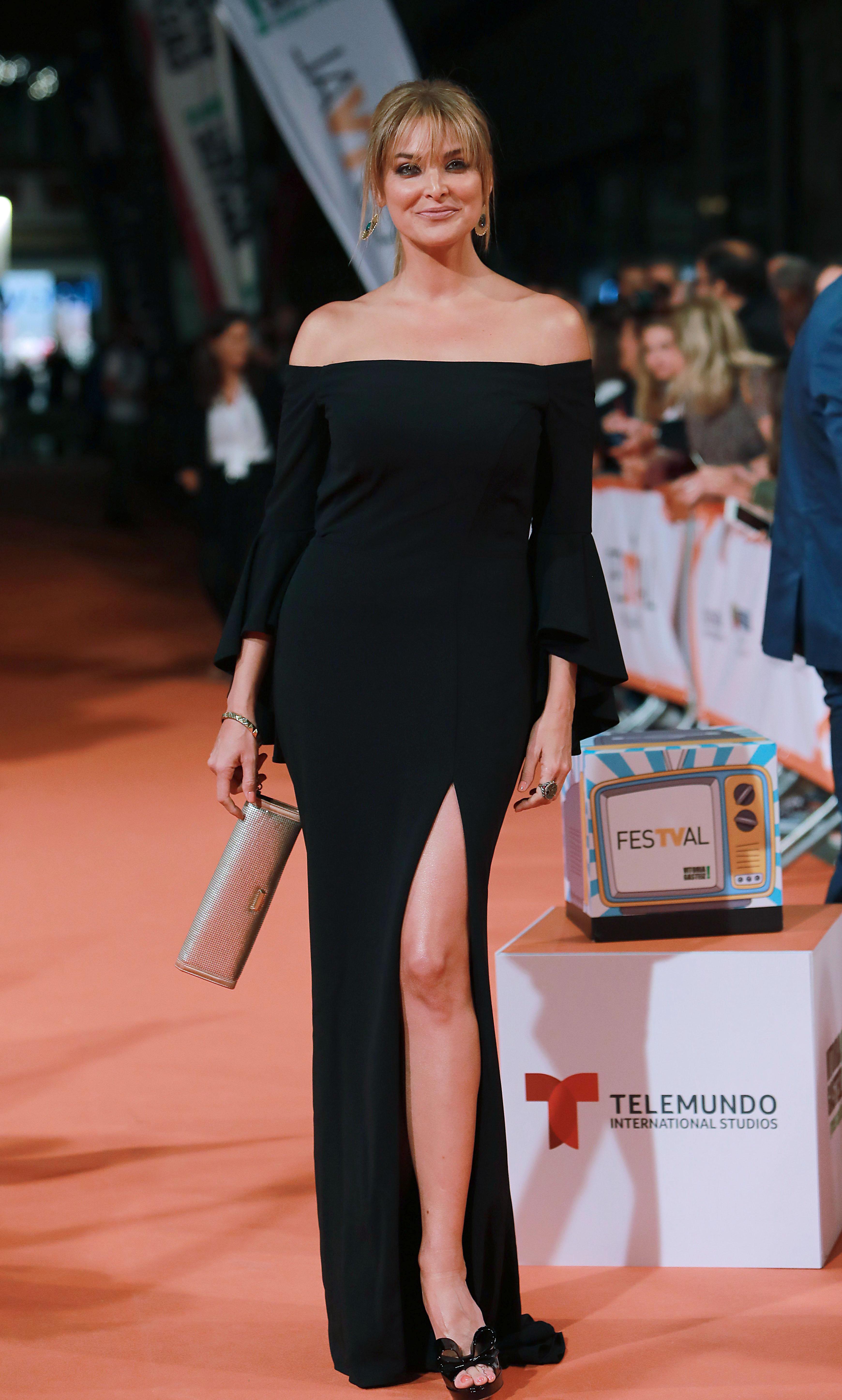 Blanca Soto, look, madrid, estreno, no te puedes esconder