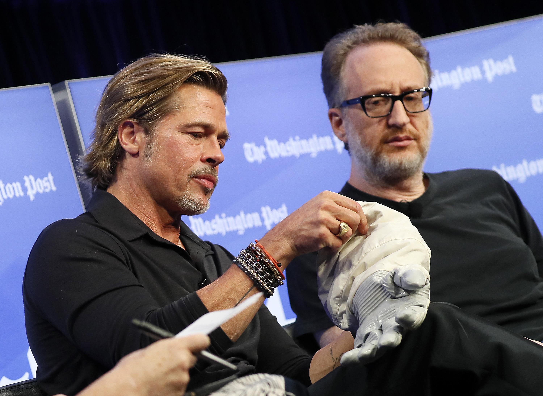 Brad Pitt, James Gray