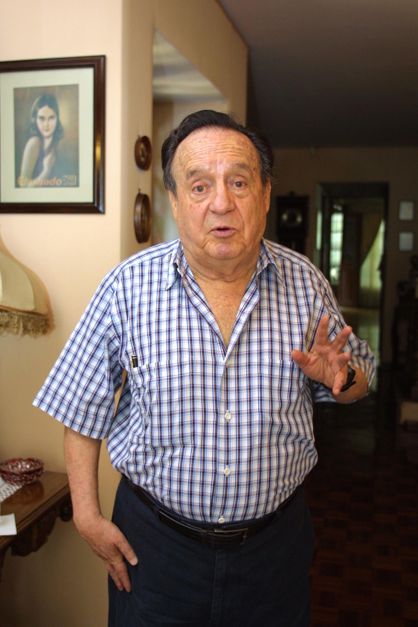 """Roberto Gómez Bolaños """"Chespirito"""""""