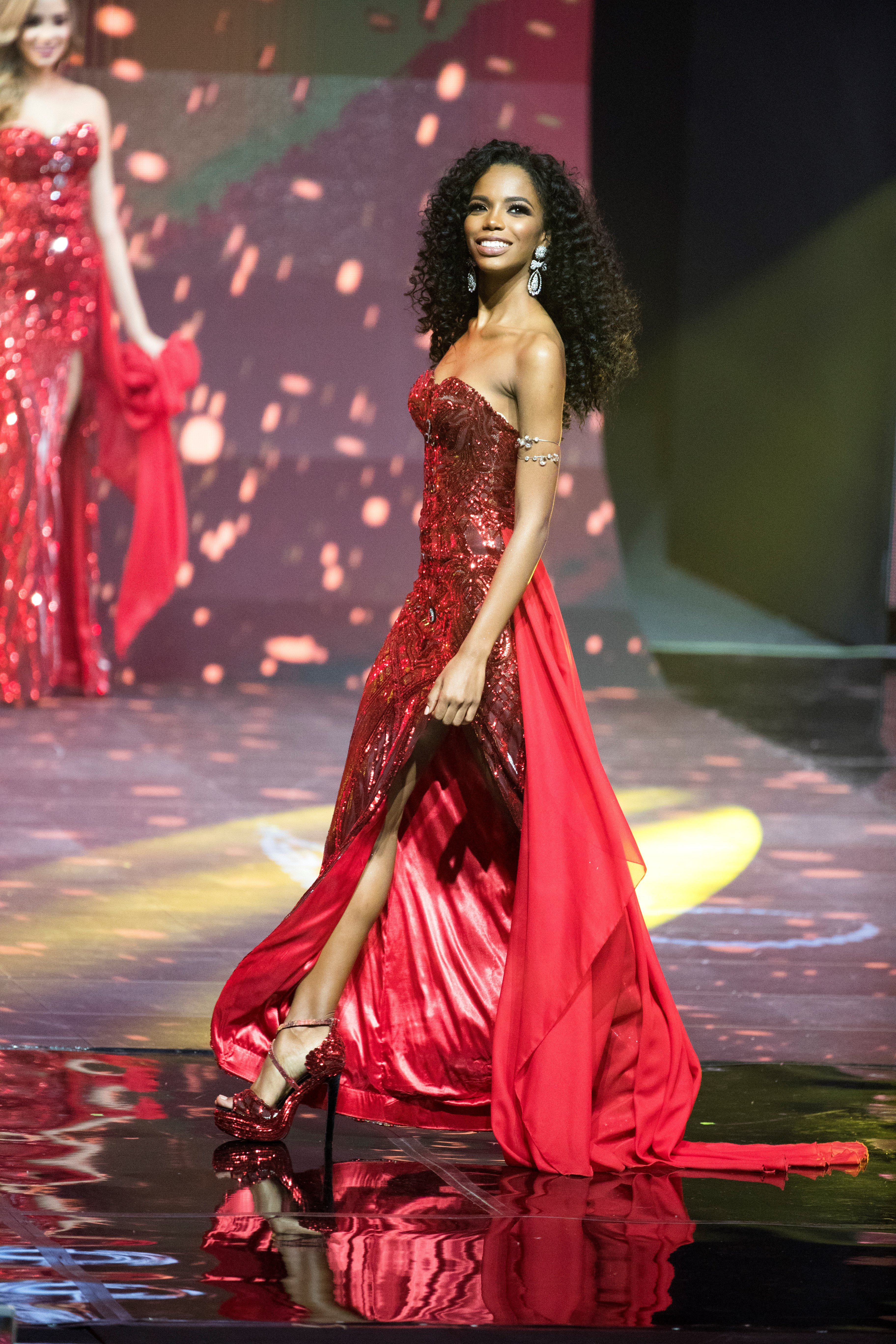 Miss Dominican Republic 2019 - Clauvid Daly