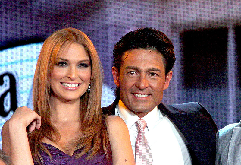 Fernando Colunga, Blanca Soto