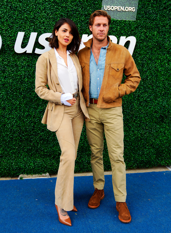 Eiza González y Luke Bracey
