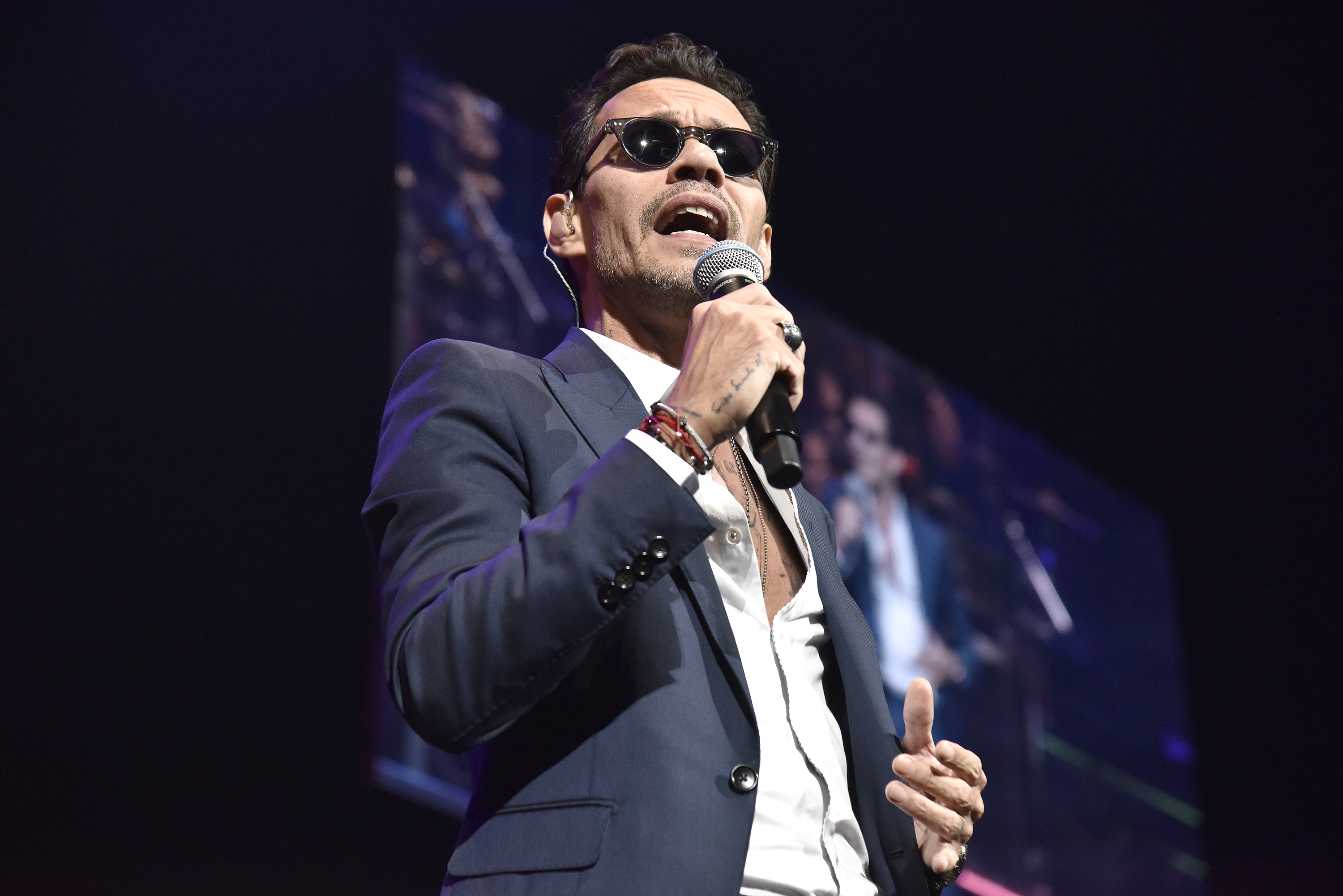 Marc Anthony In Concert - San Jose, CA