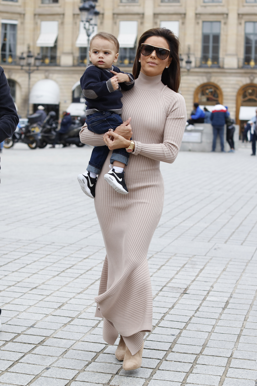 Celebrity Sightings In Paris - September 25, 2019