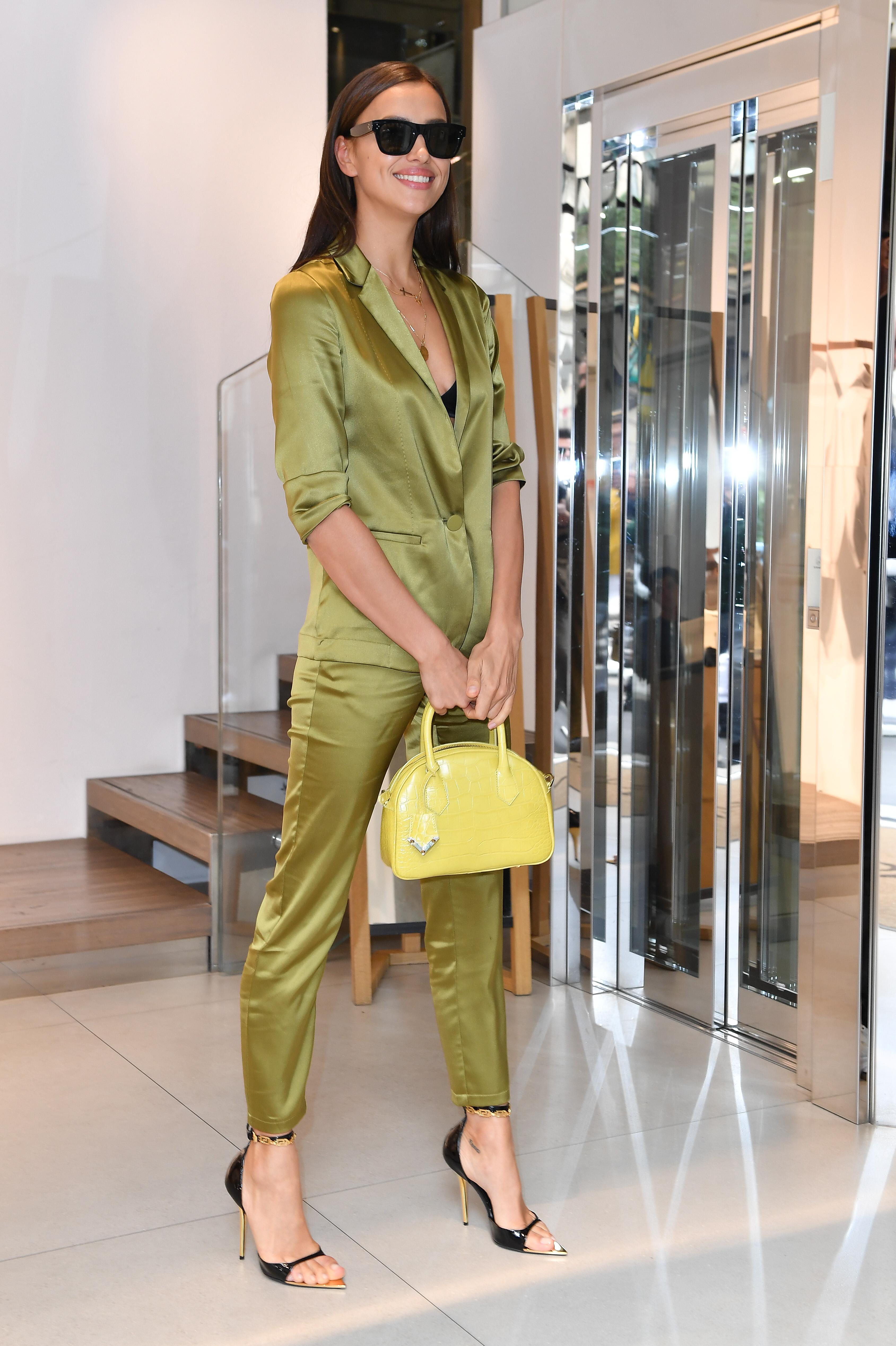 Celebrity Sightings: September 20 - Milan Fashion Week Spring/Summer 2020