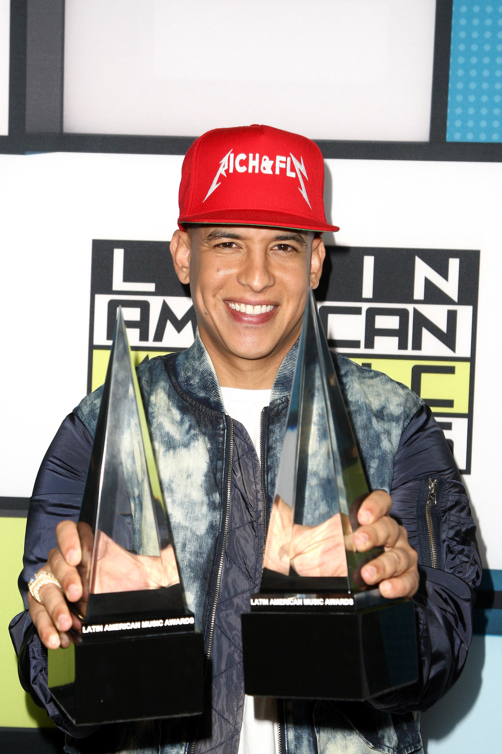 Telemundo's Latin American Music Awards 2015 - Press Room