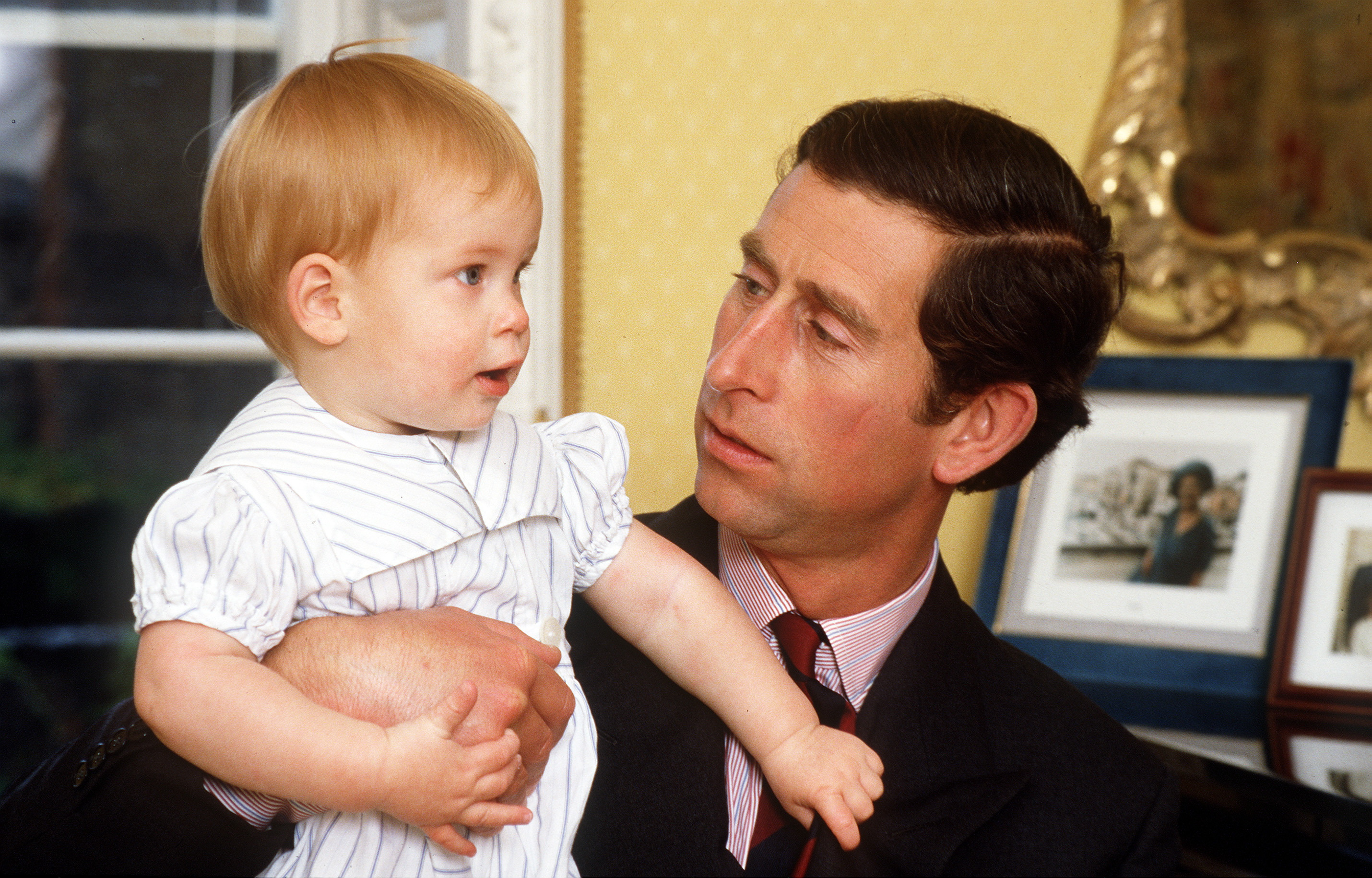 Charles Baby Harry