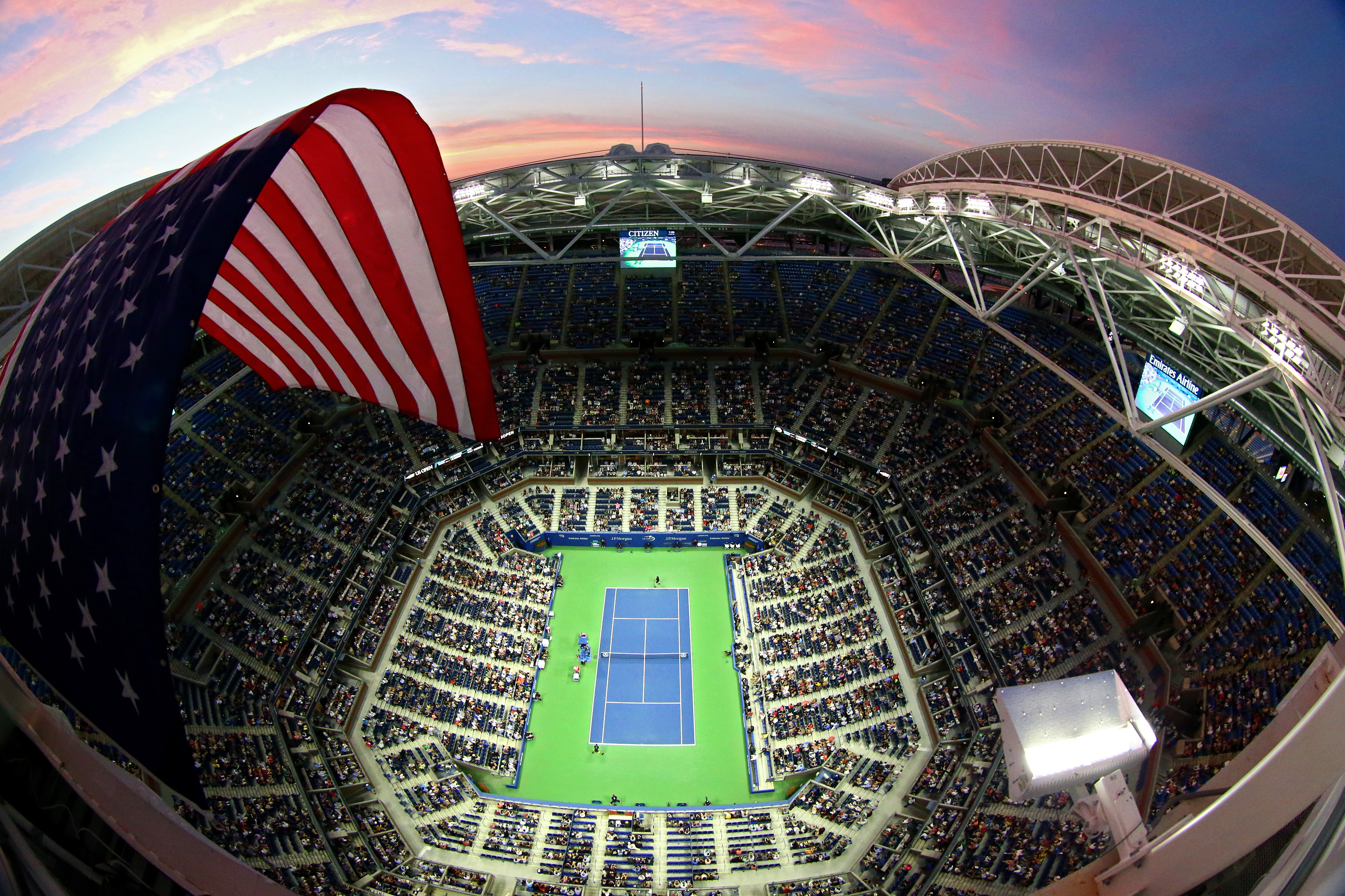 2016 US Open - Day 8