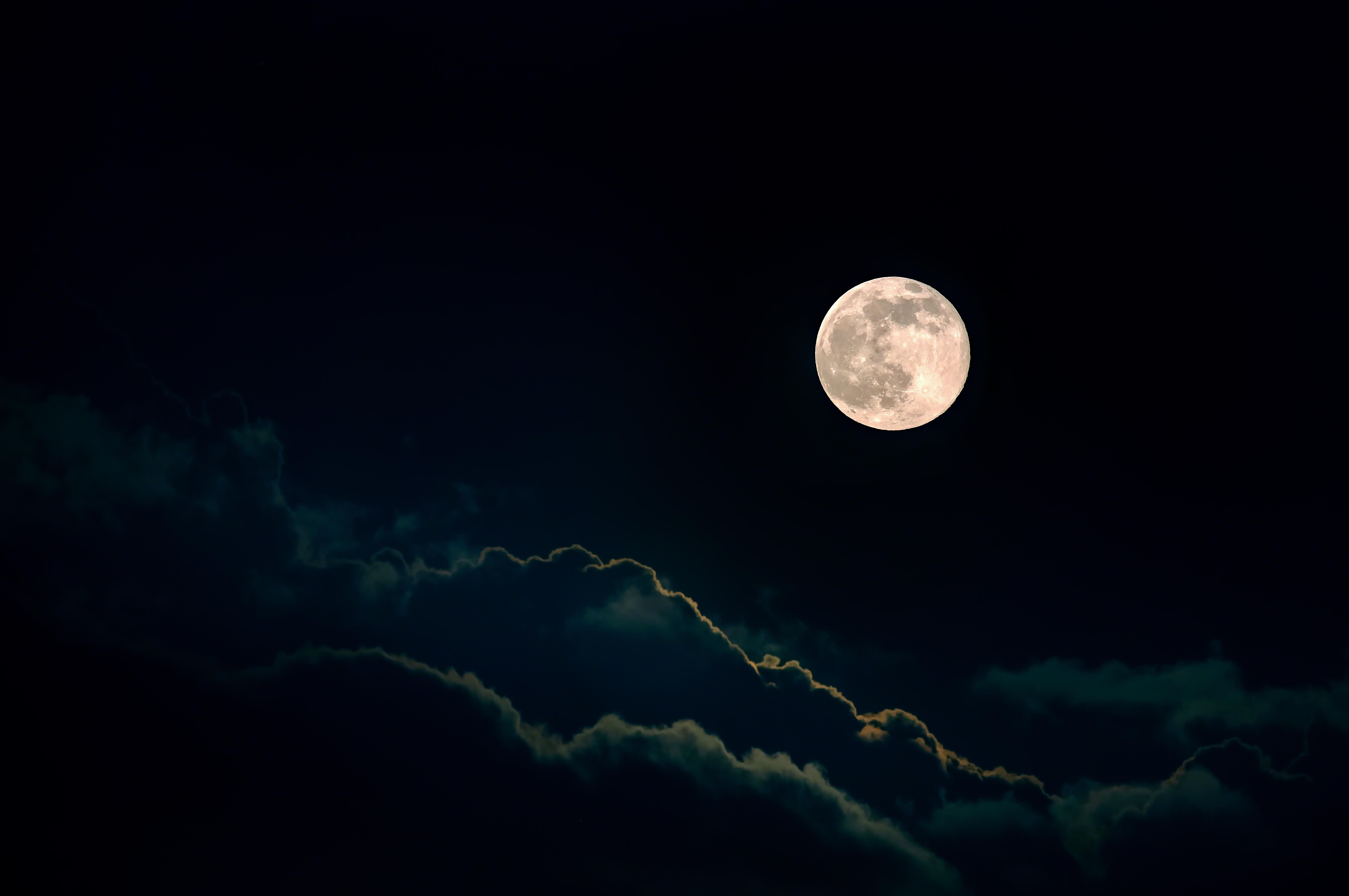 Luna Llena, Harvest Moon