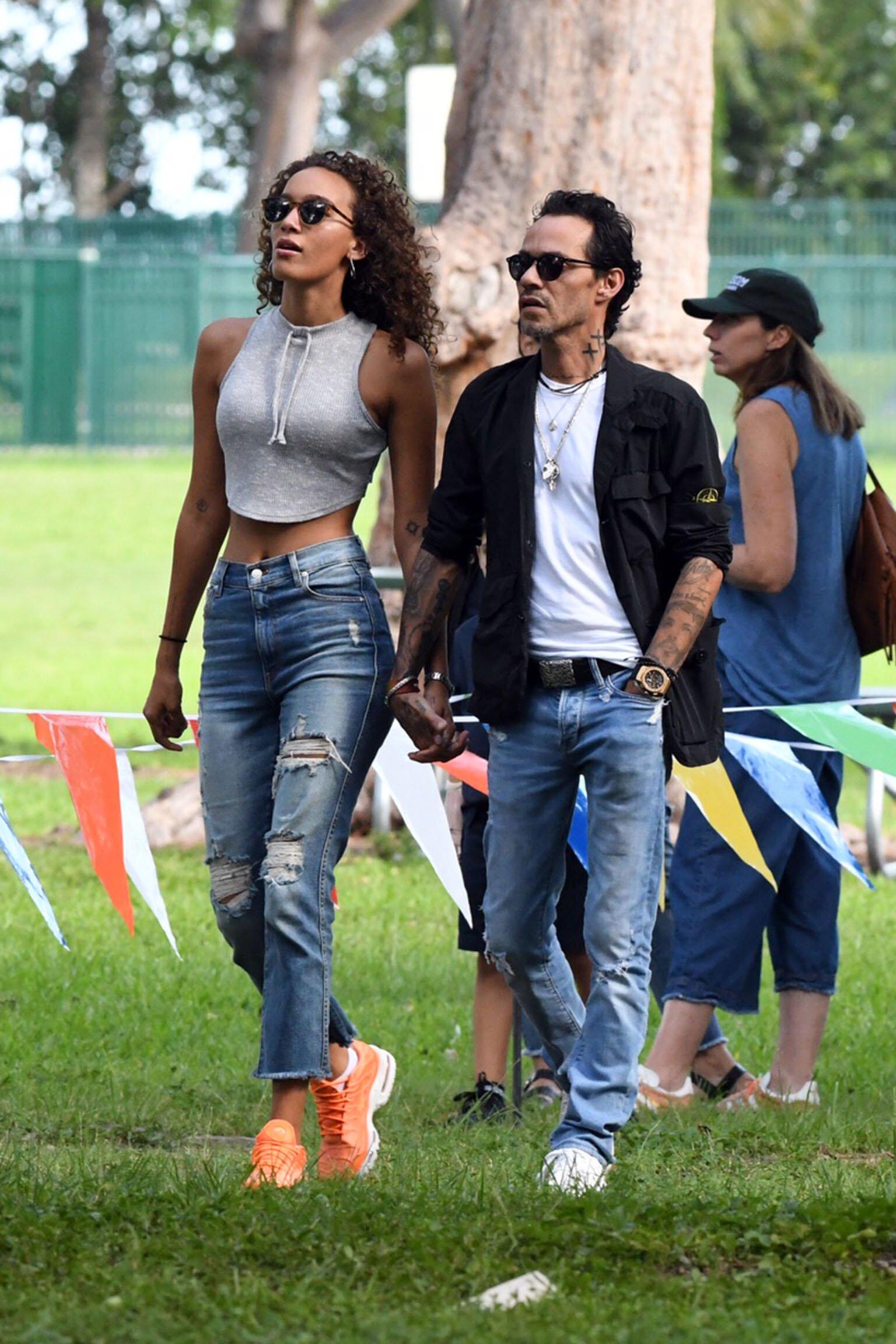 Anthony girlfriend marc Jennifer Lopez's