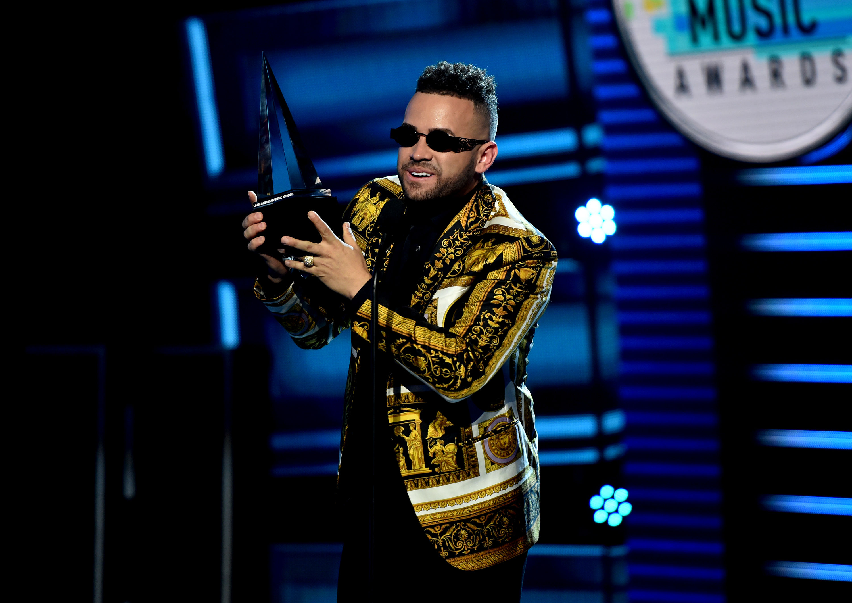 Latin American Music Awards - Season 2018