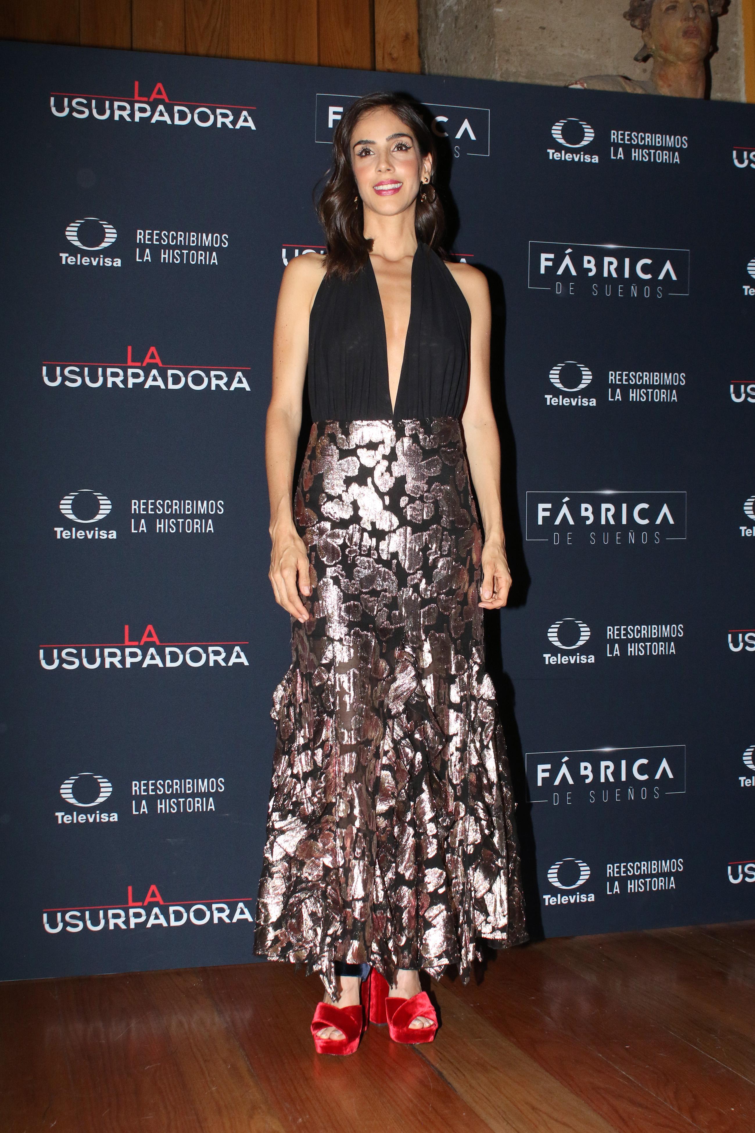 Sandra Echeverría, looks, La Usurpadora