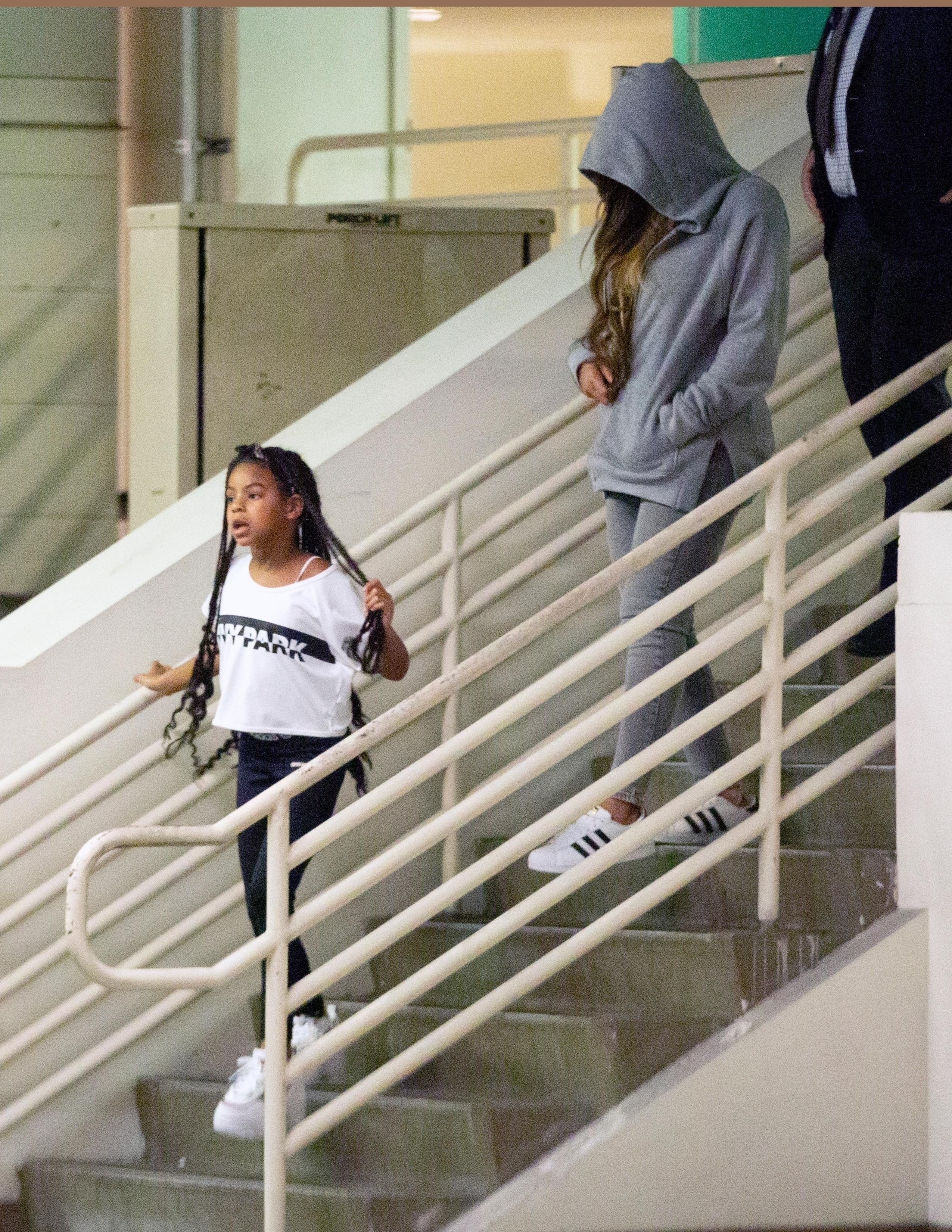 Beyoncé Knowles barneys Beverly Hills hija blue ivy
