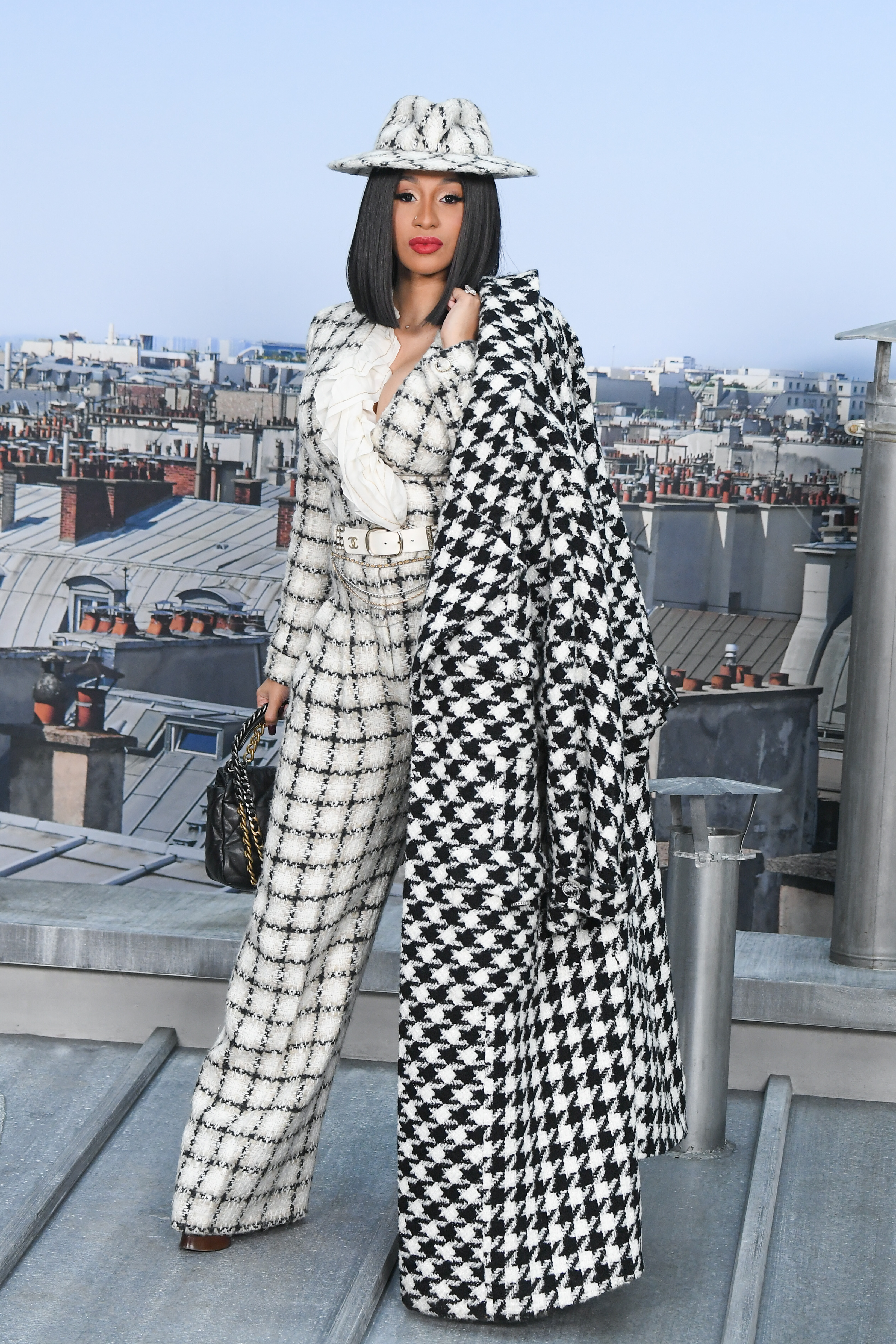 Cardi B, looks, Semana de la moda, paris