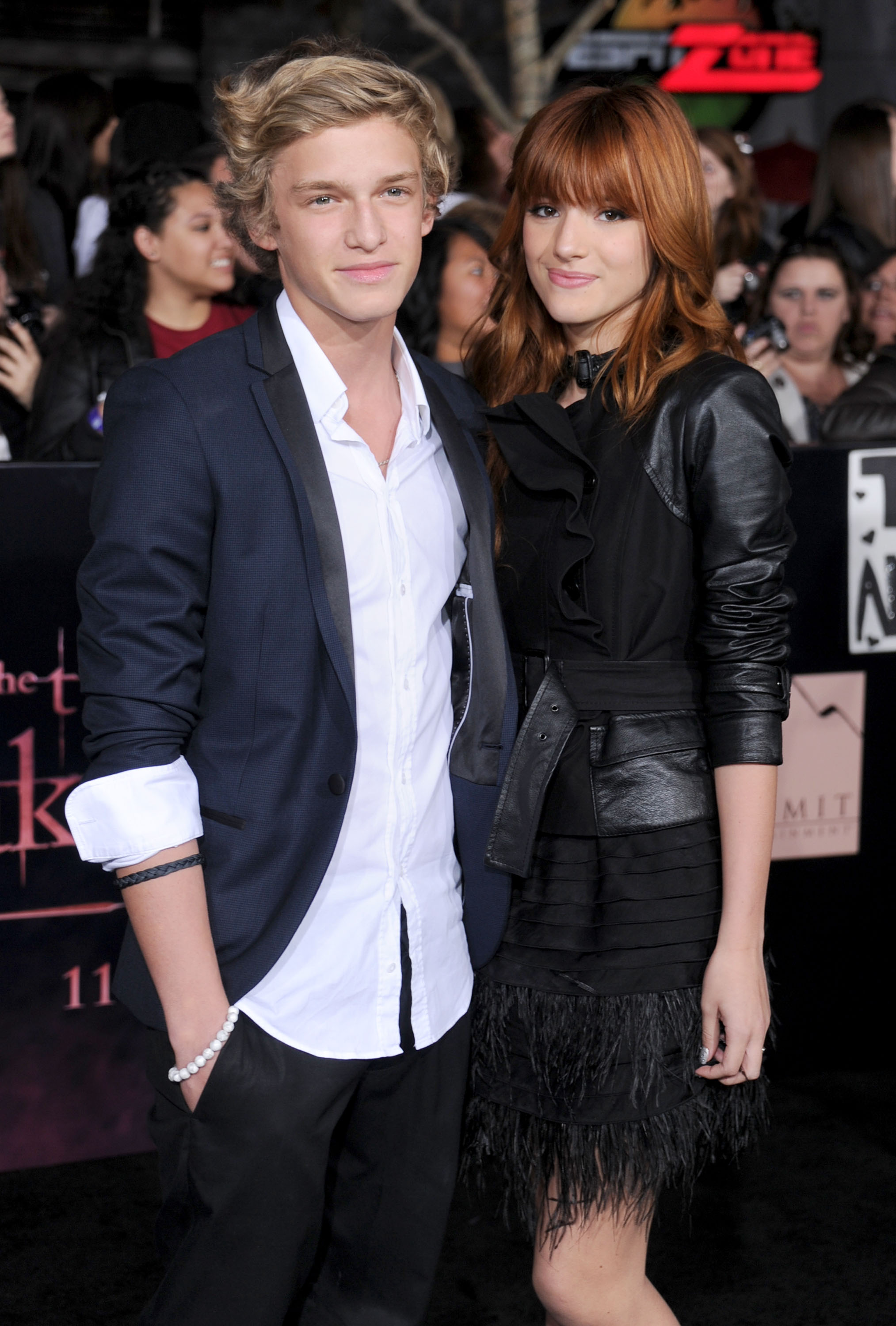 Cody Simpson y Bella Thorne
