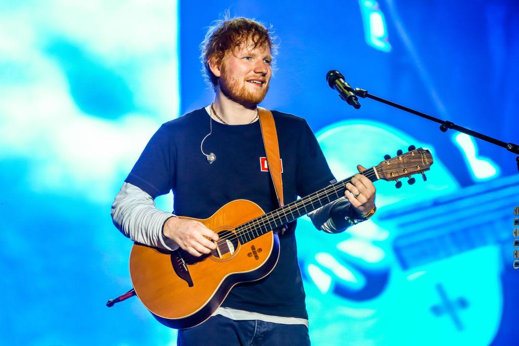 Ed Sheeran concierto