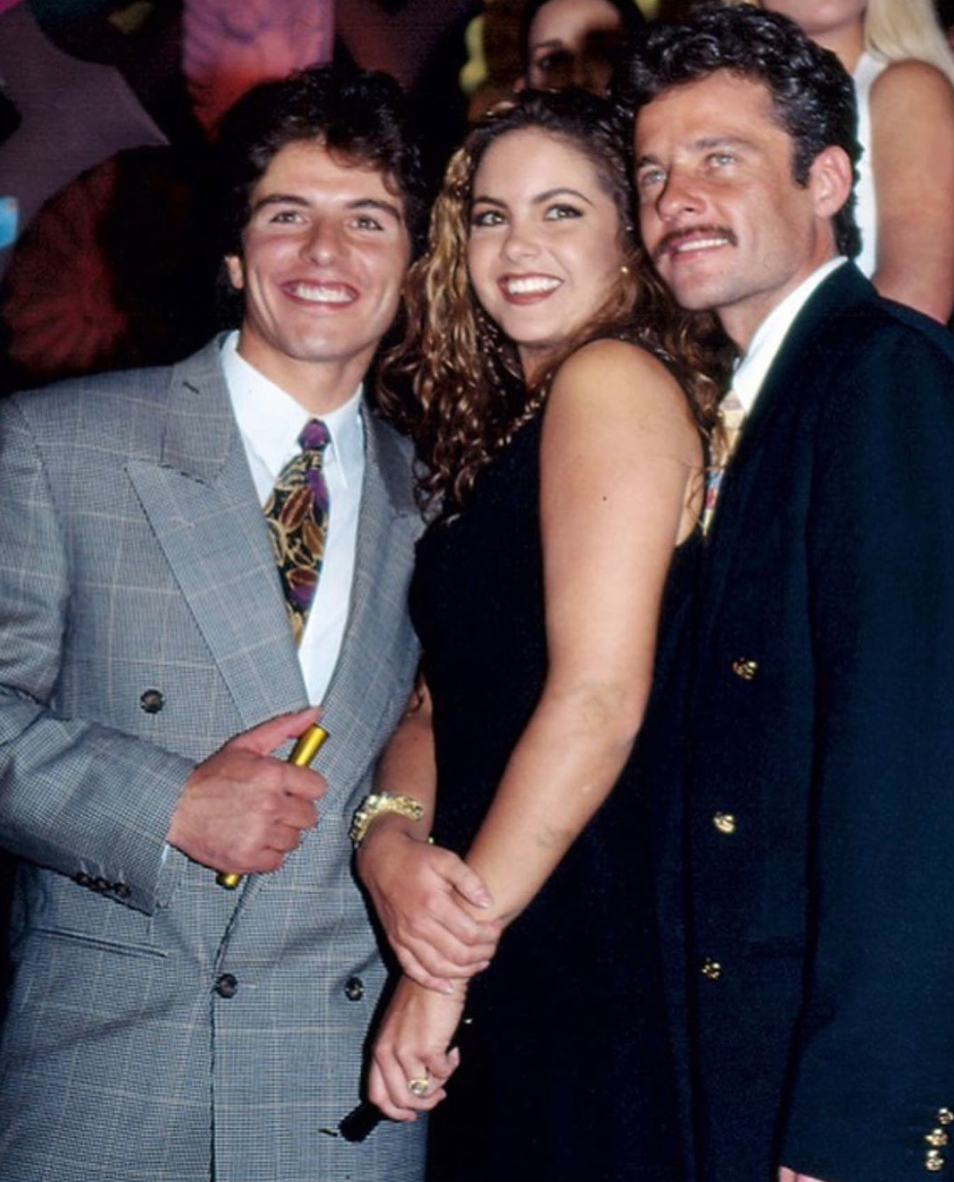 Ernesto Laguardia, Lucero, Alexis Ayala