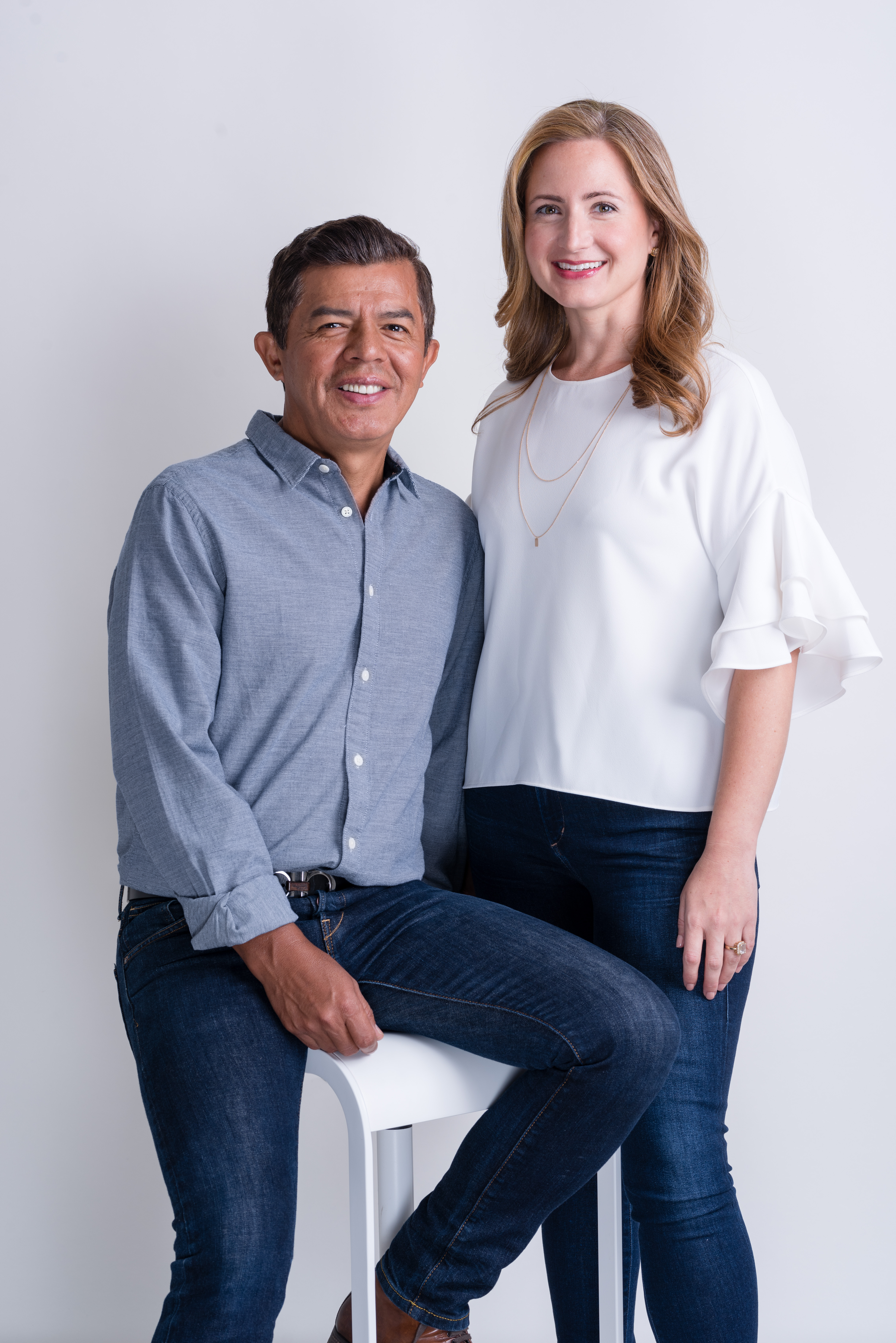 Fabian Lliguin y Anna Ayers - Rahua - Beauty Innovators - Abril 2019
