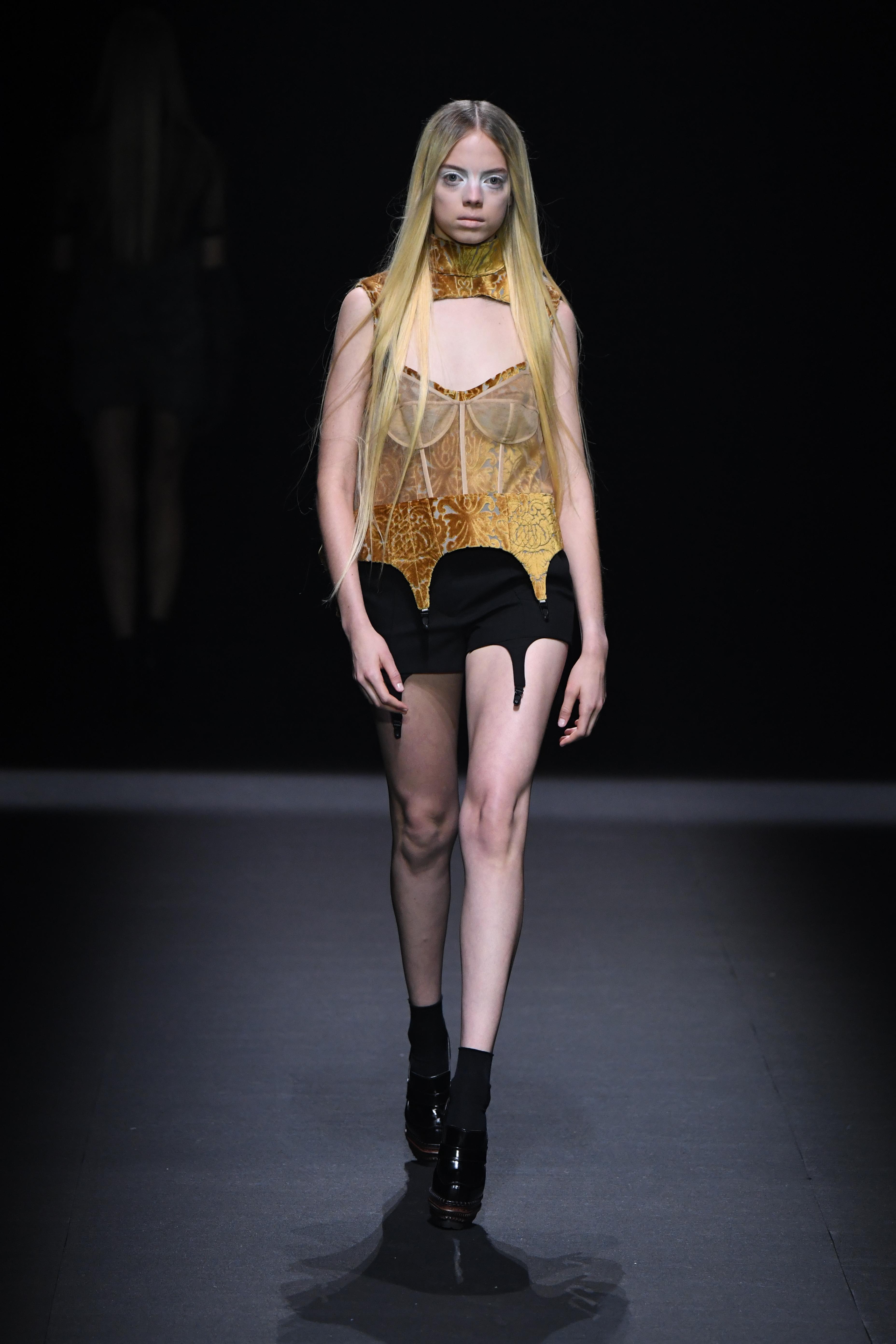 Mariana Zaragoza modelo