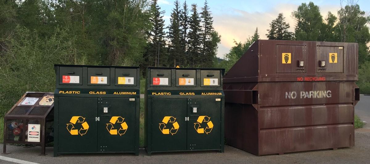 Grand Teton National Park landfill subary