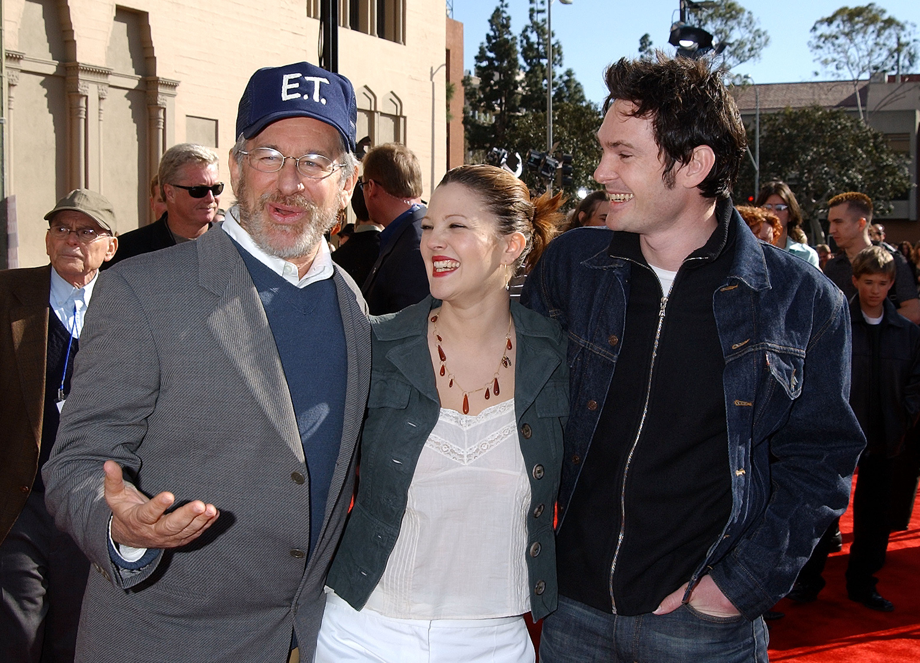 "20th Anniversary Premiere of Steven Spielberg's ""E.T.: The Extra-Terrestrial"" - Red Carpet"