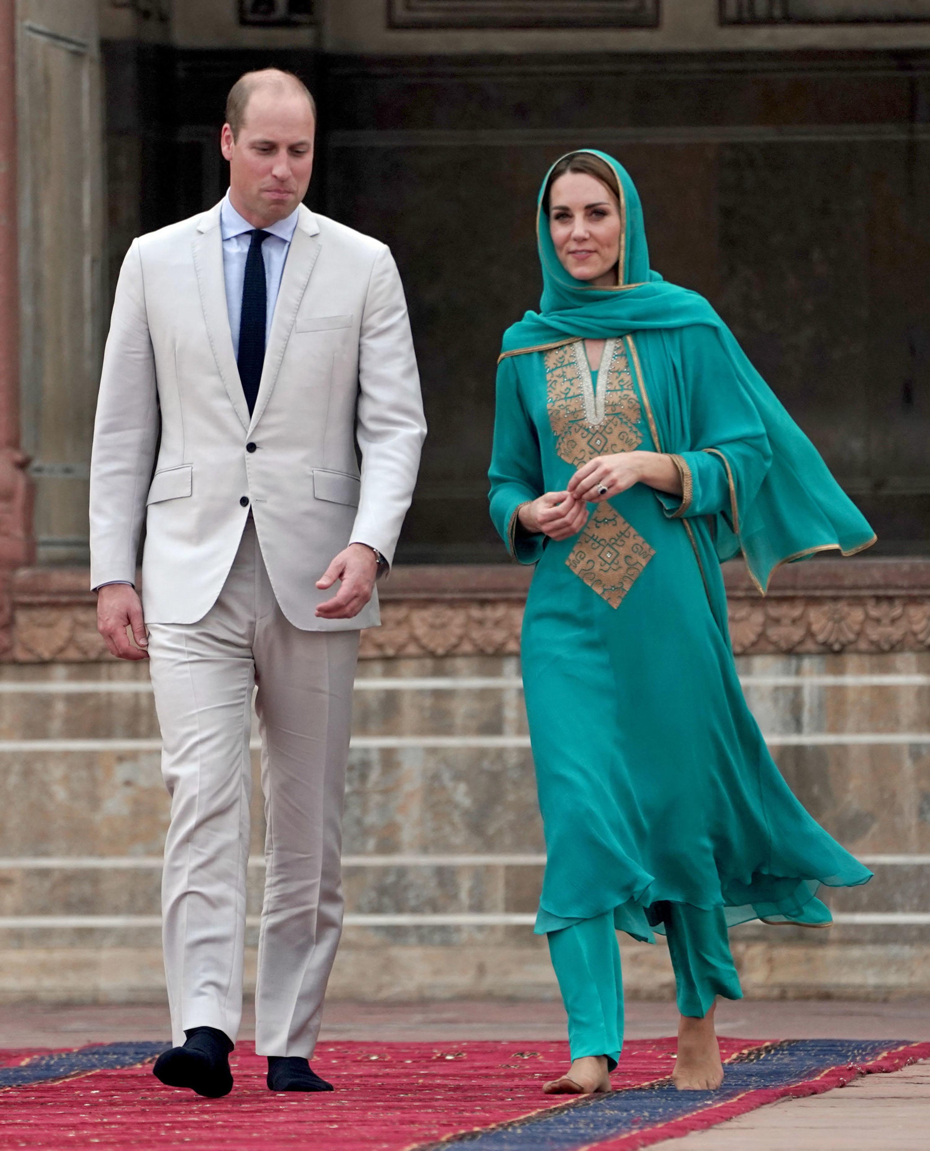 Cambbridge, el príncipe William y Kate Middleton