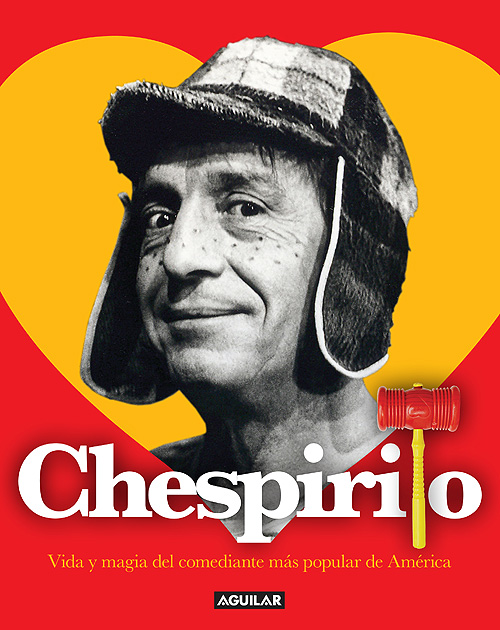 Libro, Chespirito
