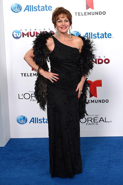 Lupita Ferrer, Premios Tu Mundo 2013