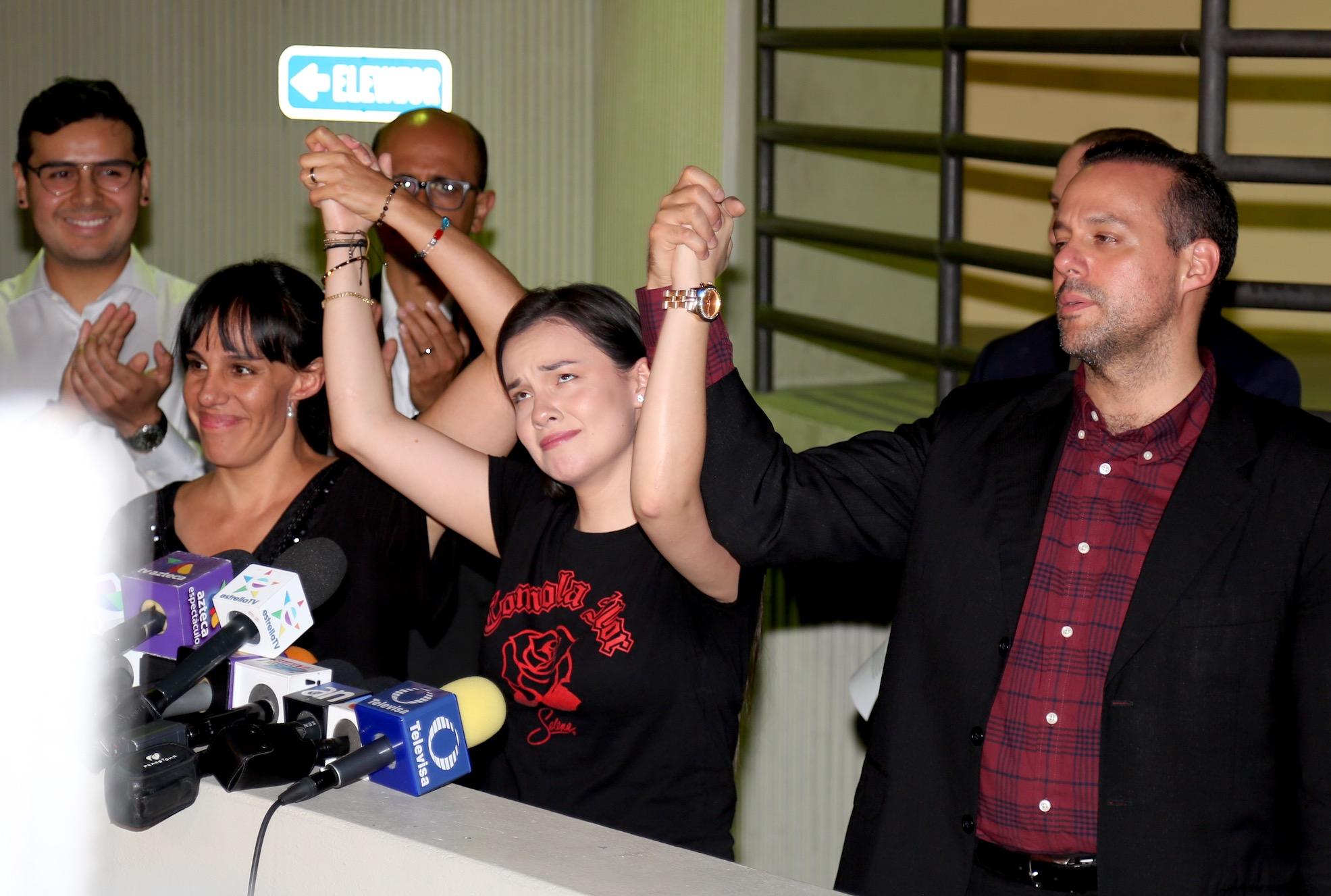 Marysol Sosa, Sarita Sosa, José Joel