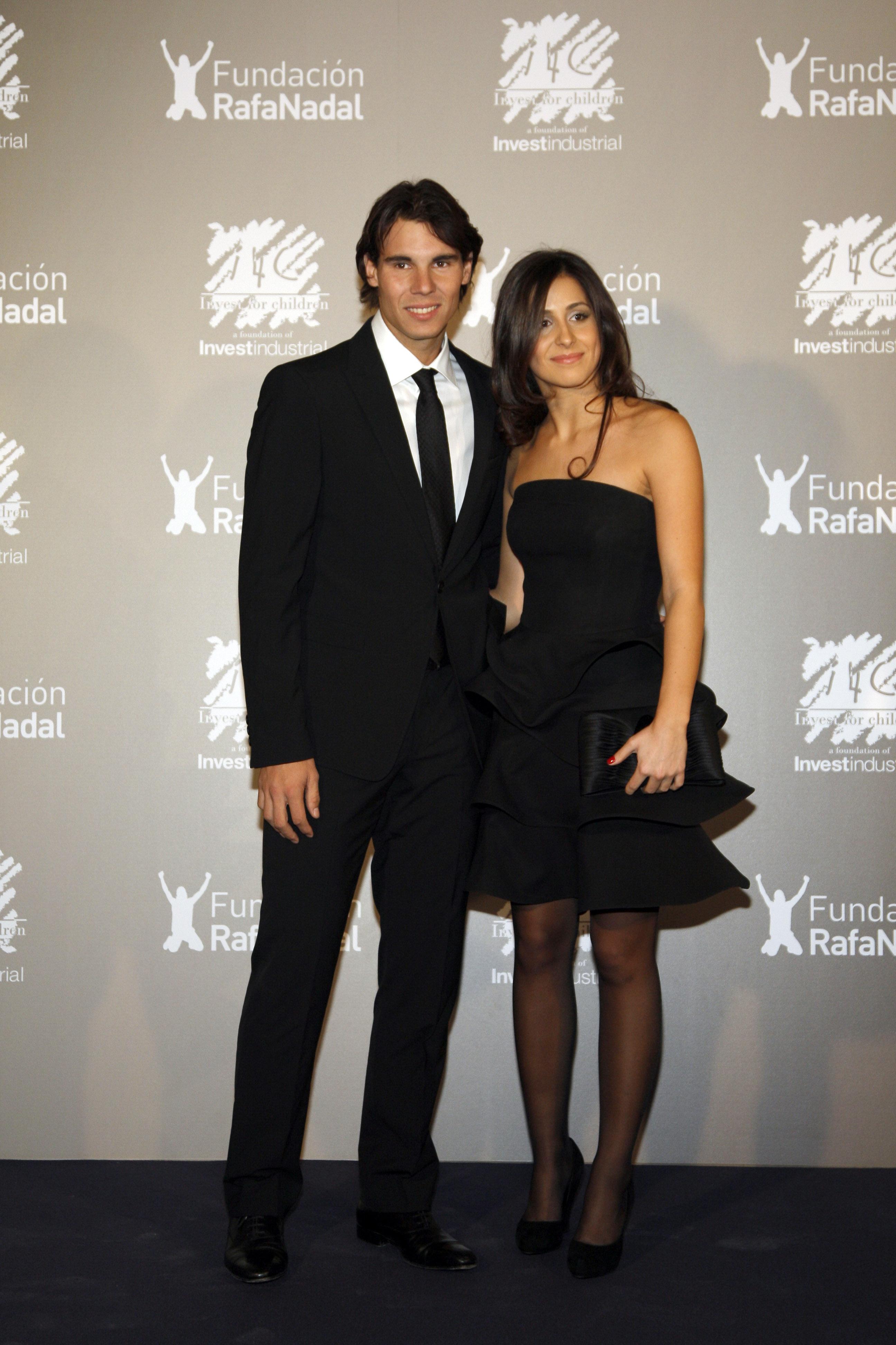 Rafael Nadal, Mery Perello, boda