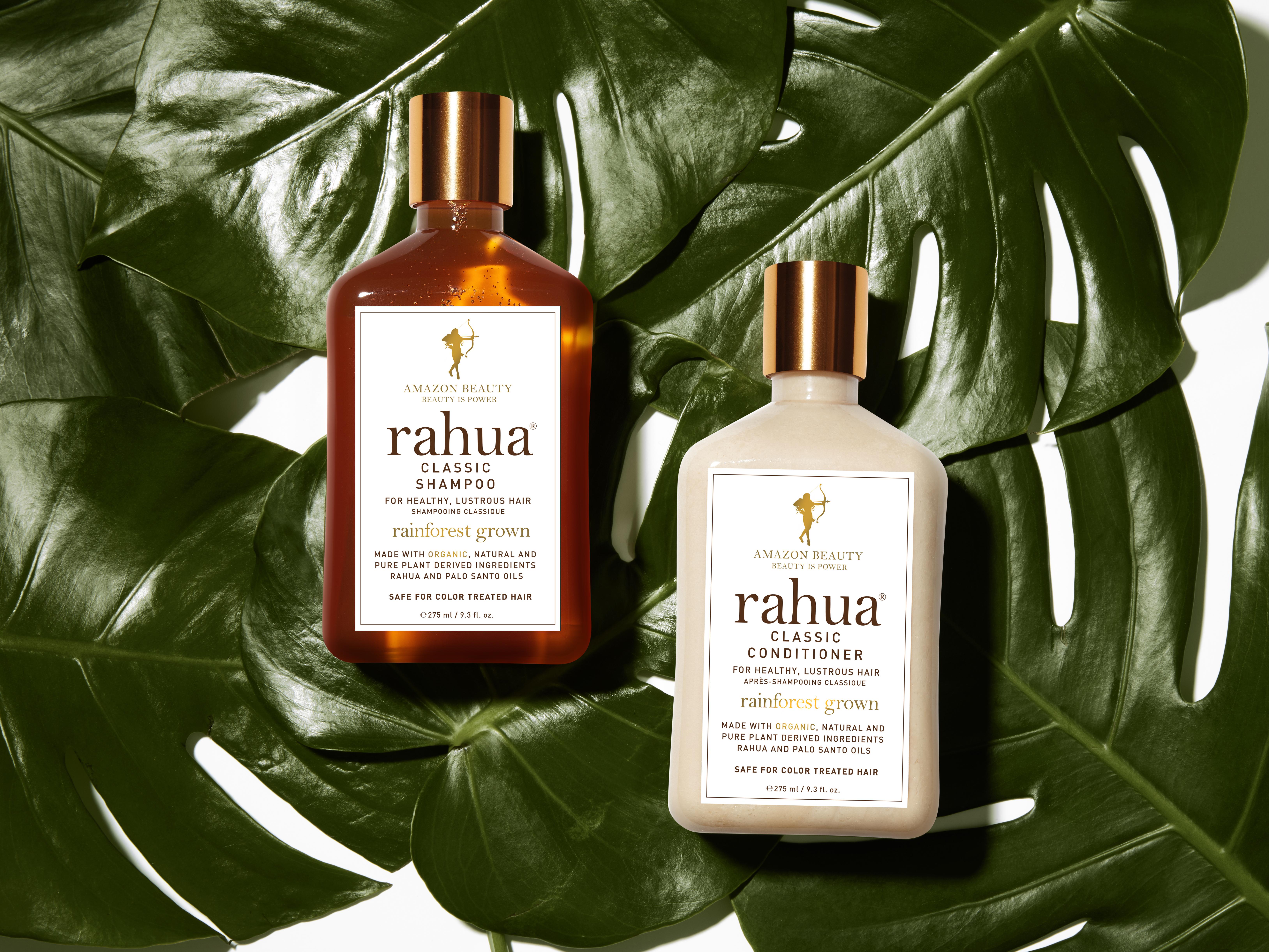 champú, cabello, belleza natural, Rahua