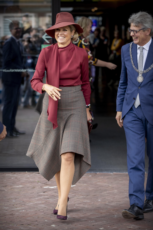 Reina Maxima de Holanda, looks
