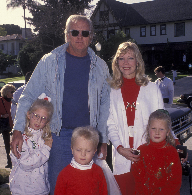 Ron Ely y Familia