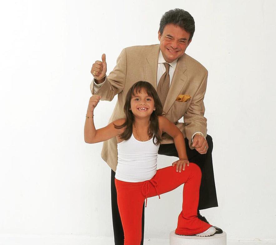 Sarita Sosa hija Jose Jose2
