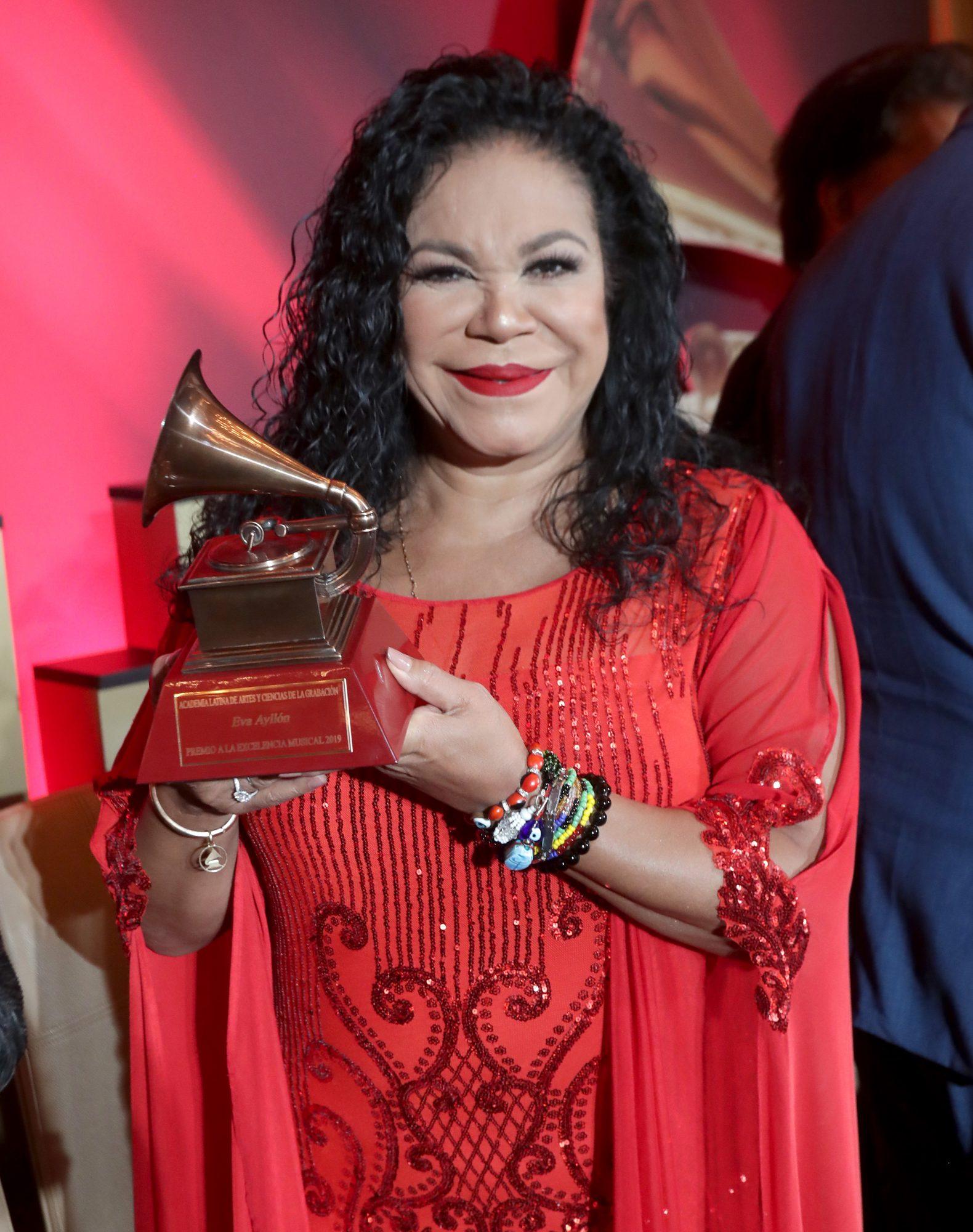 The 20th Annual Latin GRAMMY Awards - Special Awards Presentation