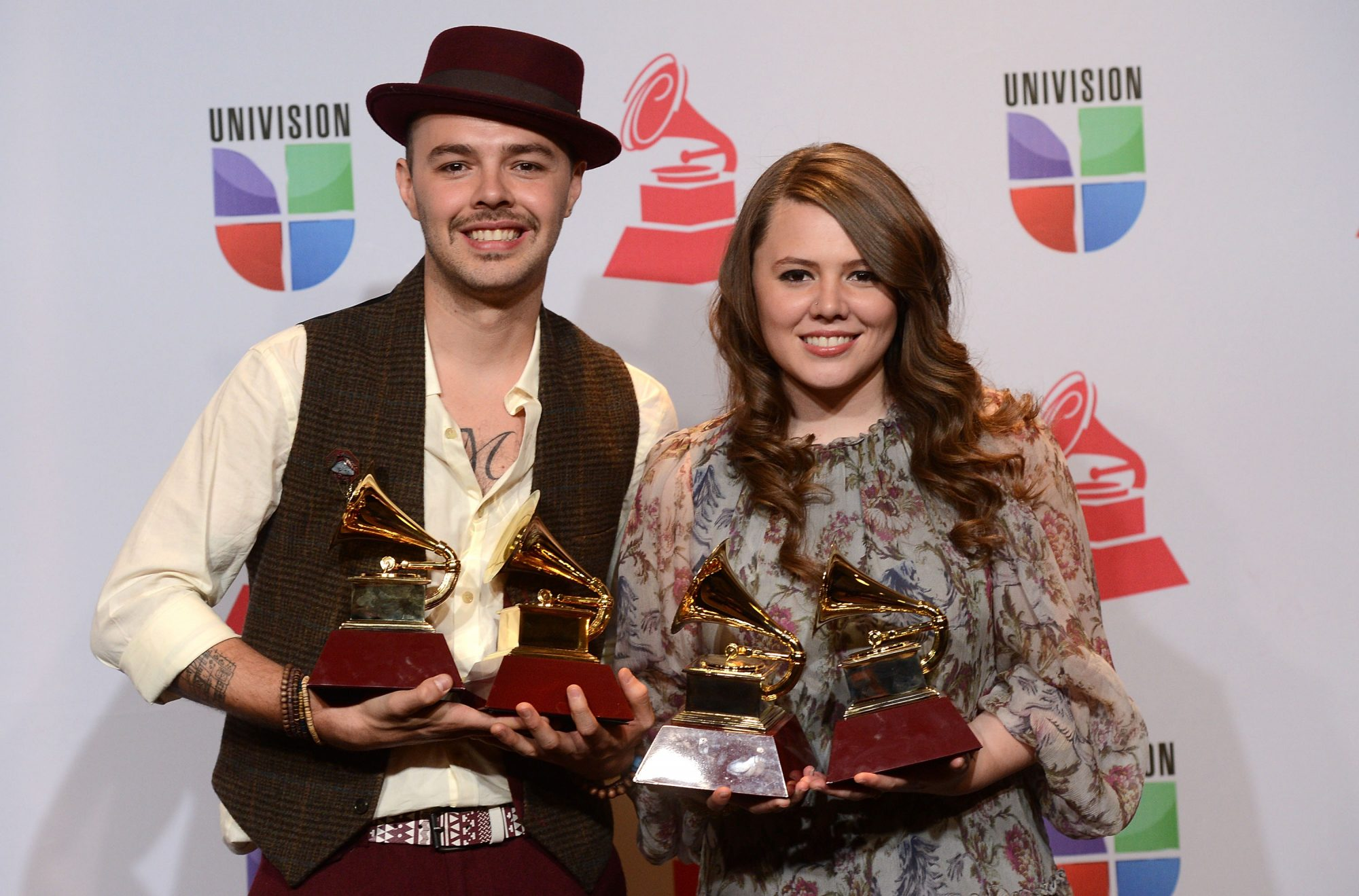The 13th Annual Latin GRAMMY Awards - Press Room