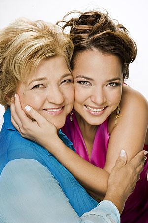 Vidalina Torres & Adamari López