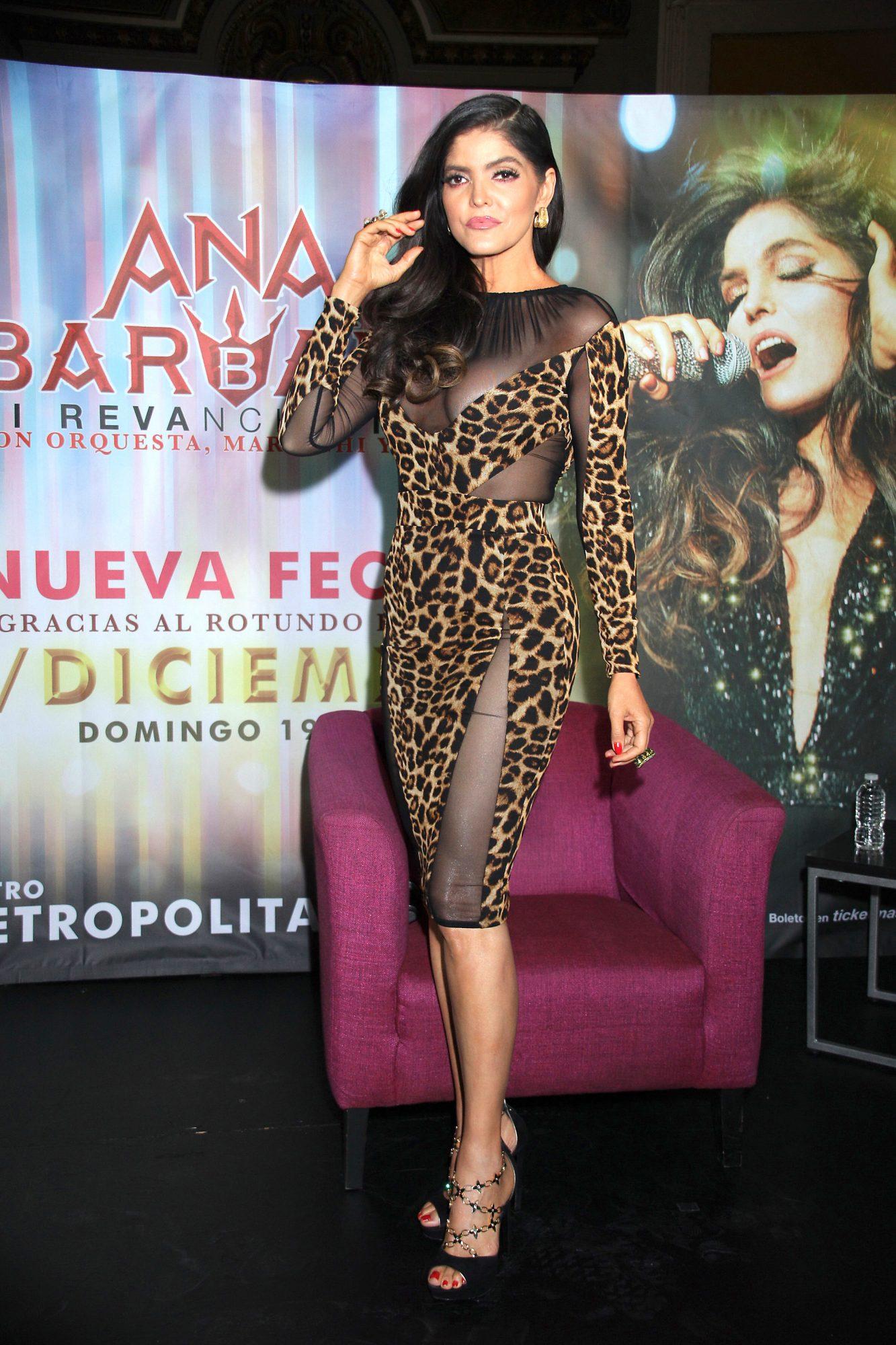 Ana Bárbara Revancha Tour