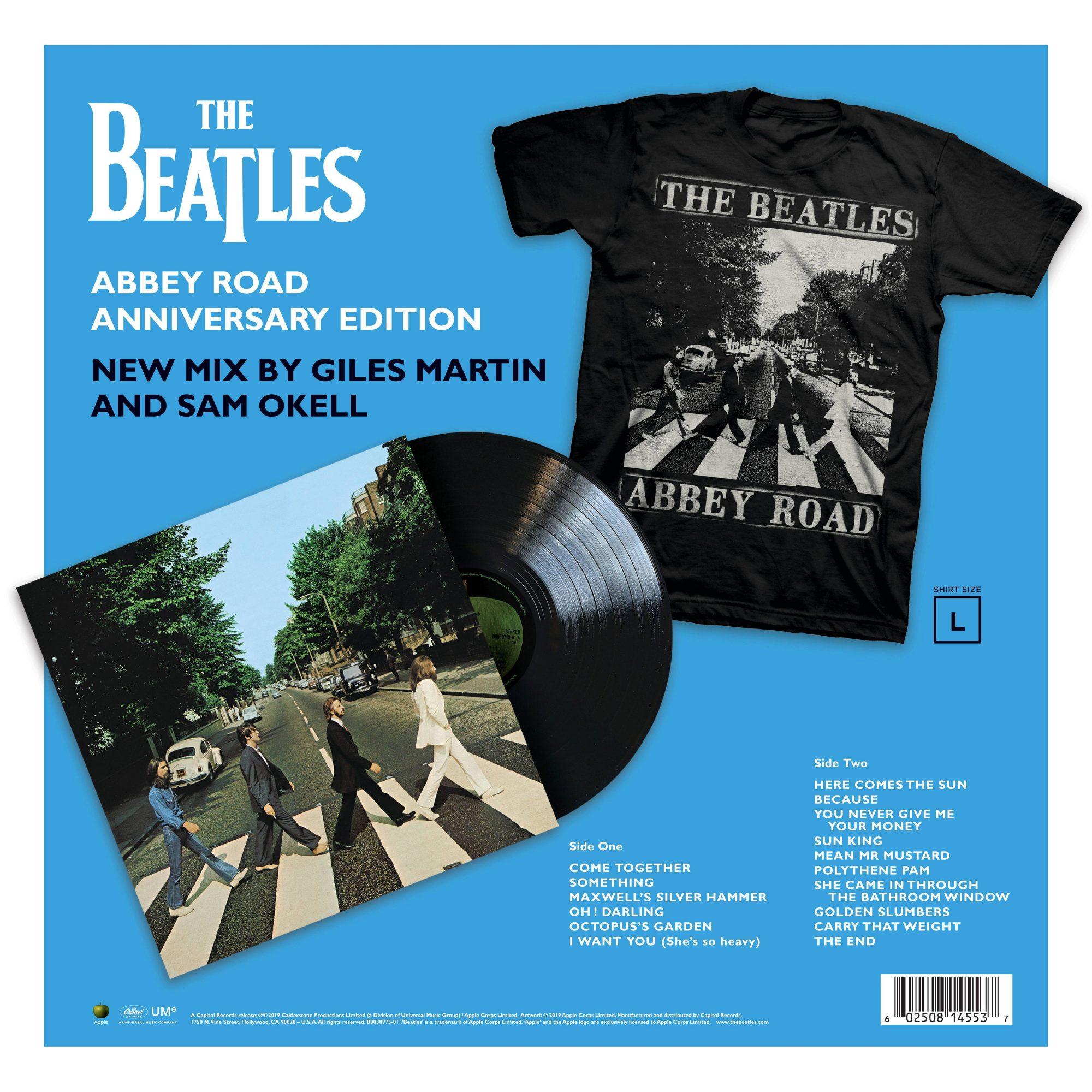 The Beatles, Acuario