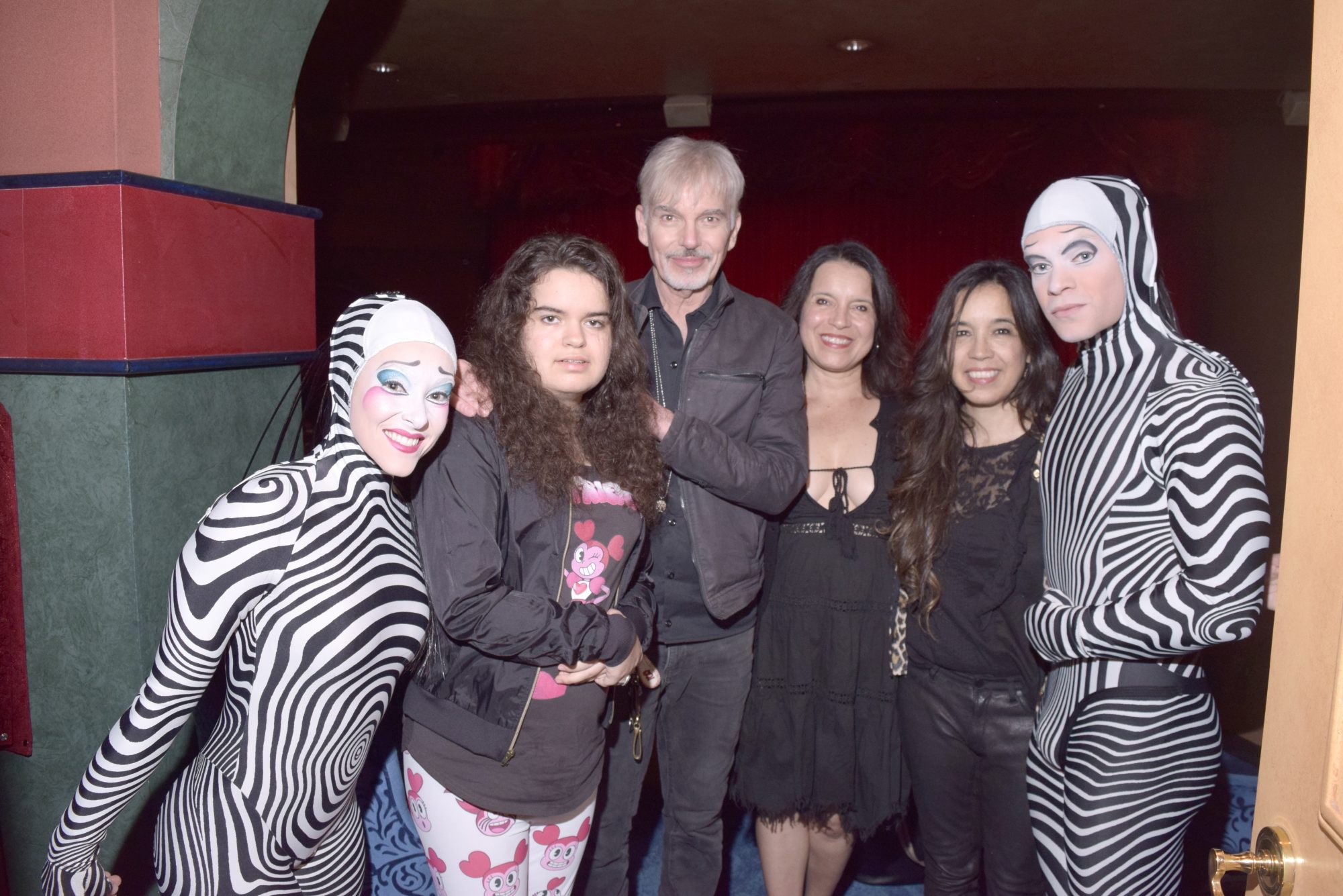 "Billy Bob Thornton ""O"" de Cirque du Soleil"