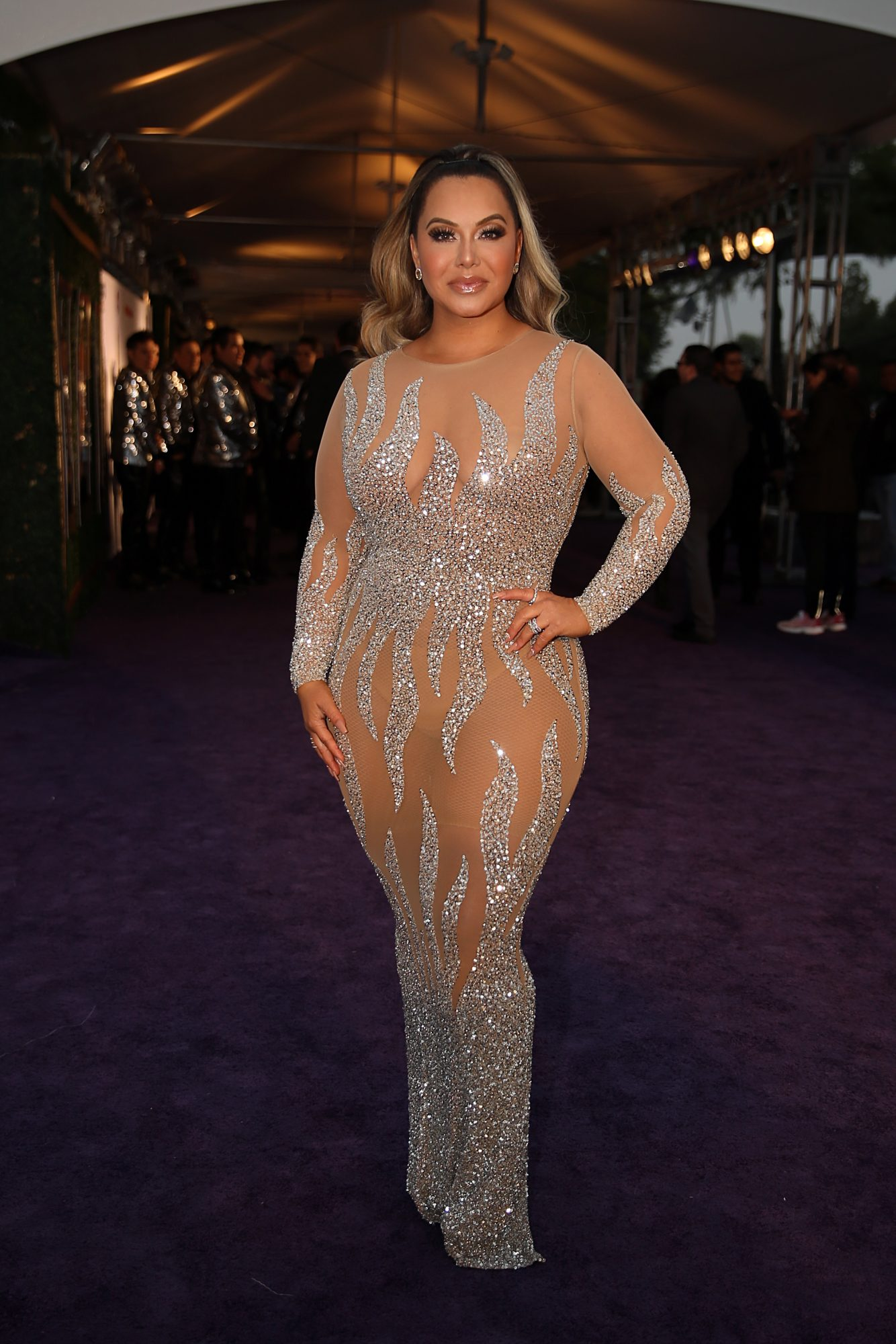 Chiquis Rivera, looks